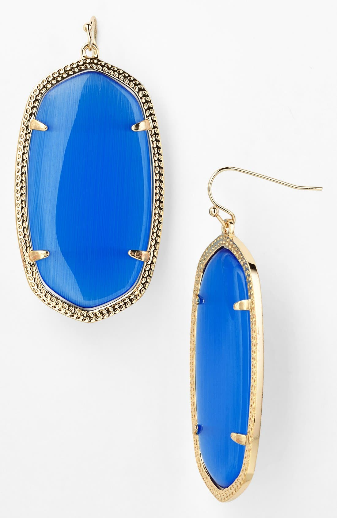 Danielle - Large Oval Statement Earrings,                             Main thumbnail 15, color,