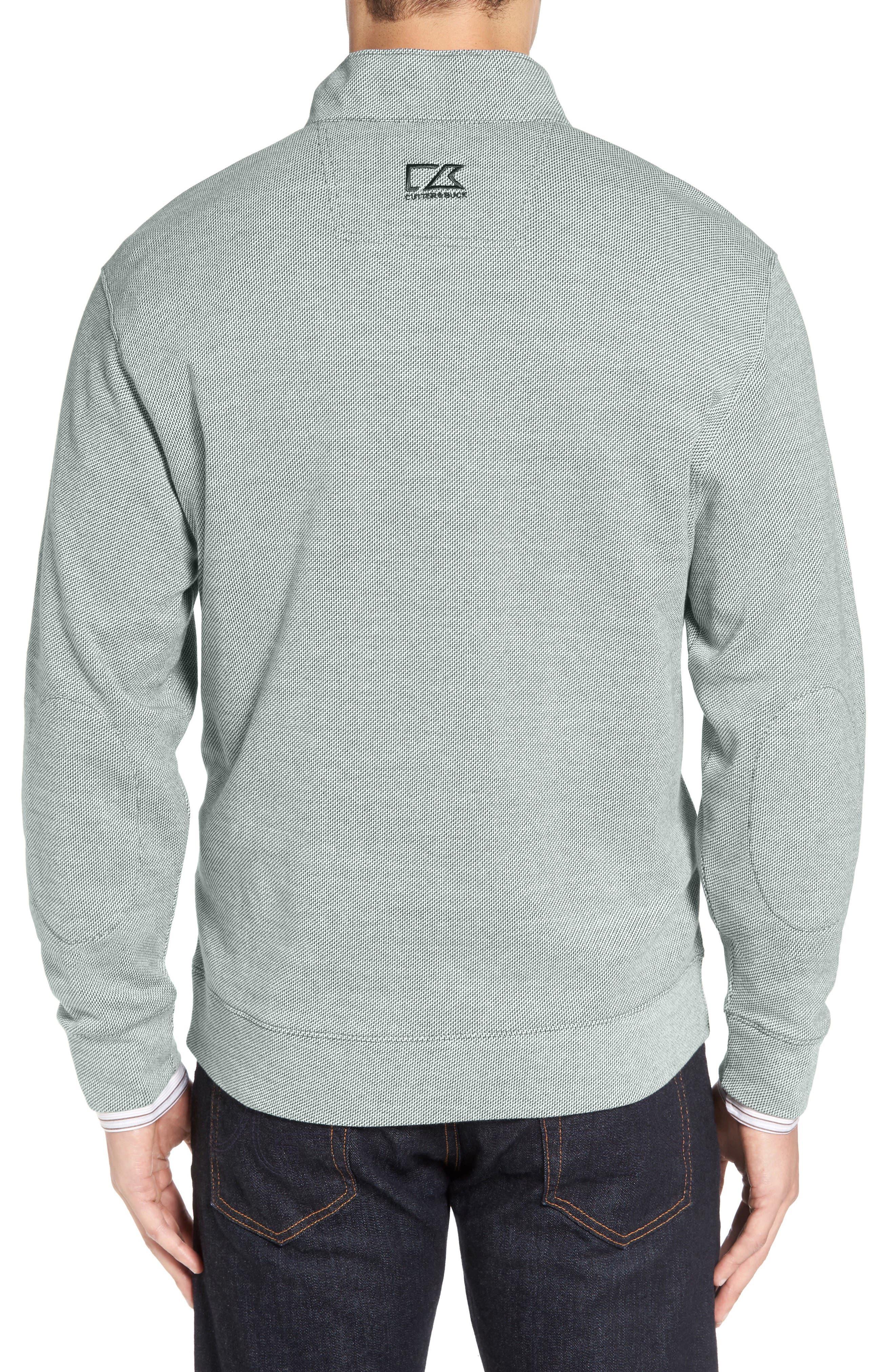 'Quinalt' Mock Neck Pullover,                             Alternate thumbnail 3, color,                             355