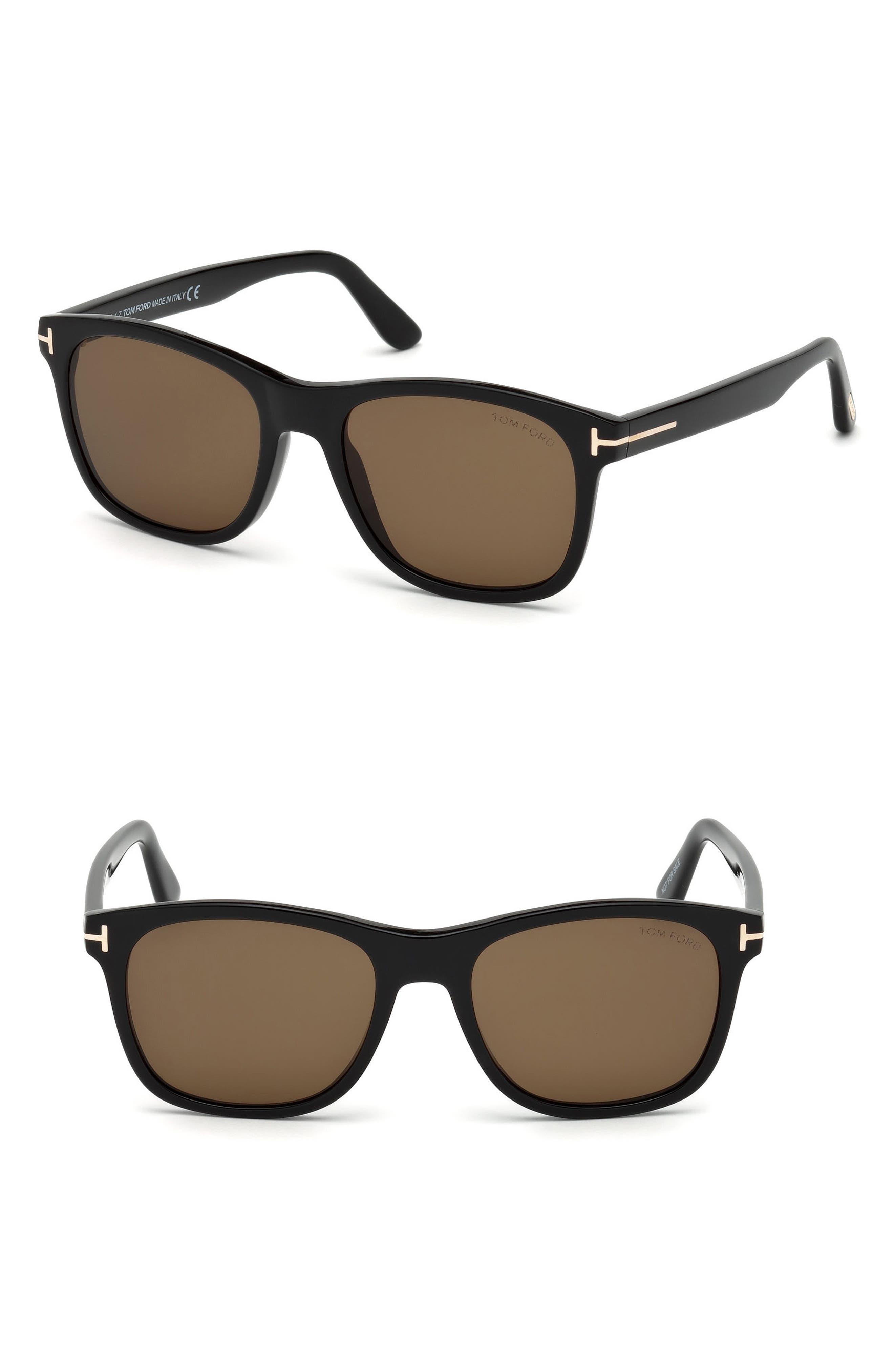 Eric 55mm Sunglasses,                         Main,                         color, 015
