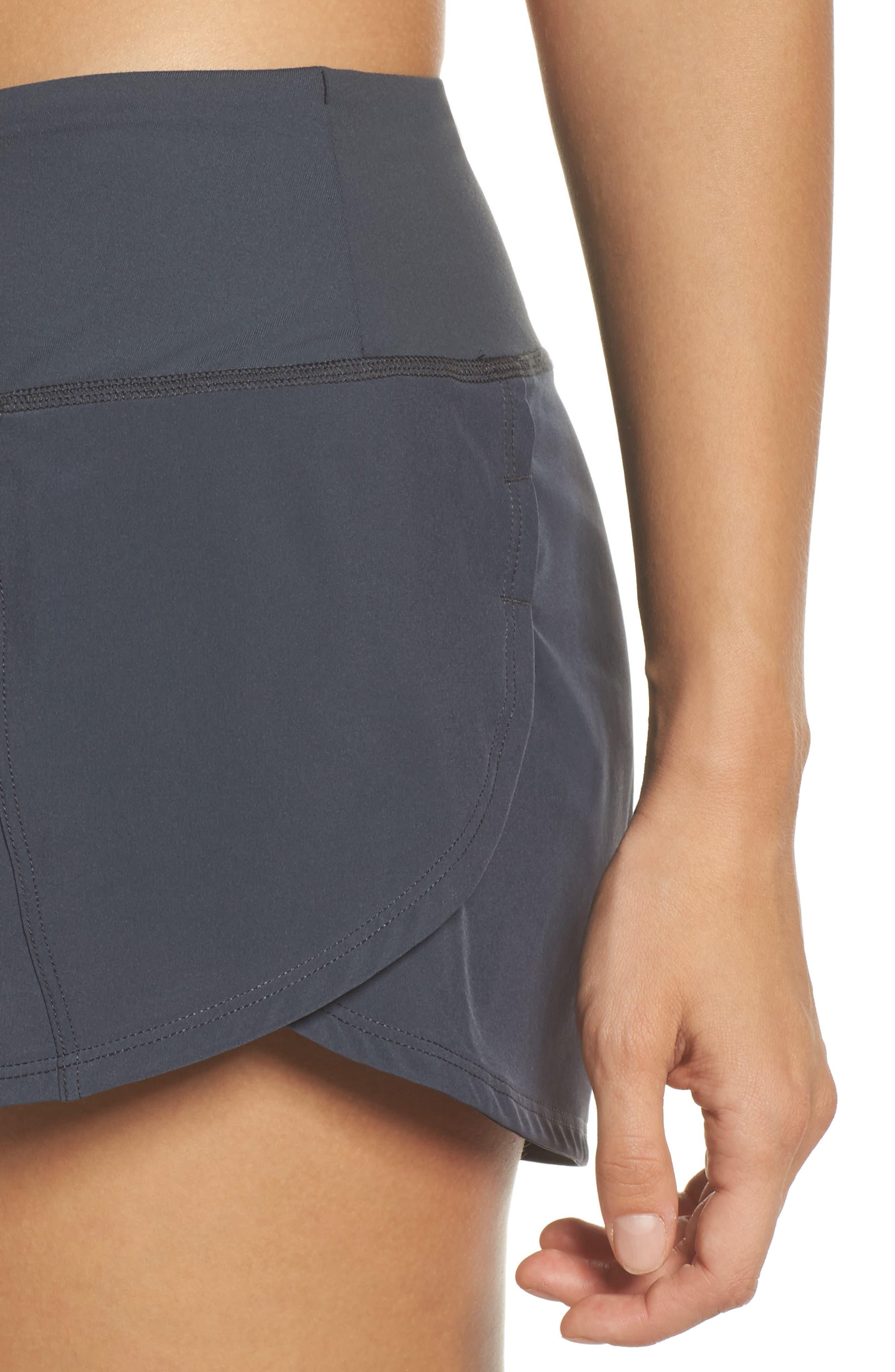 Chaser 3 Shorts,                             Alternate thumbnail 4, color,                             ASPHALT