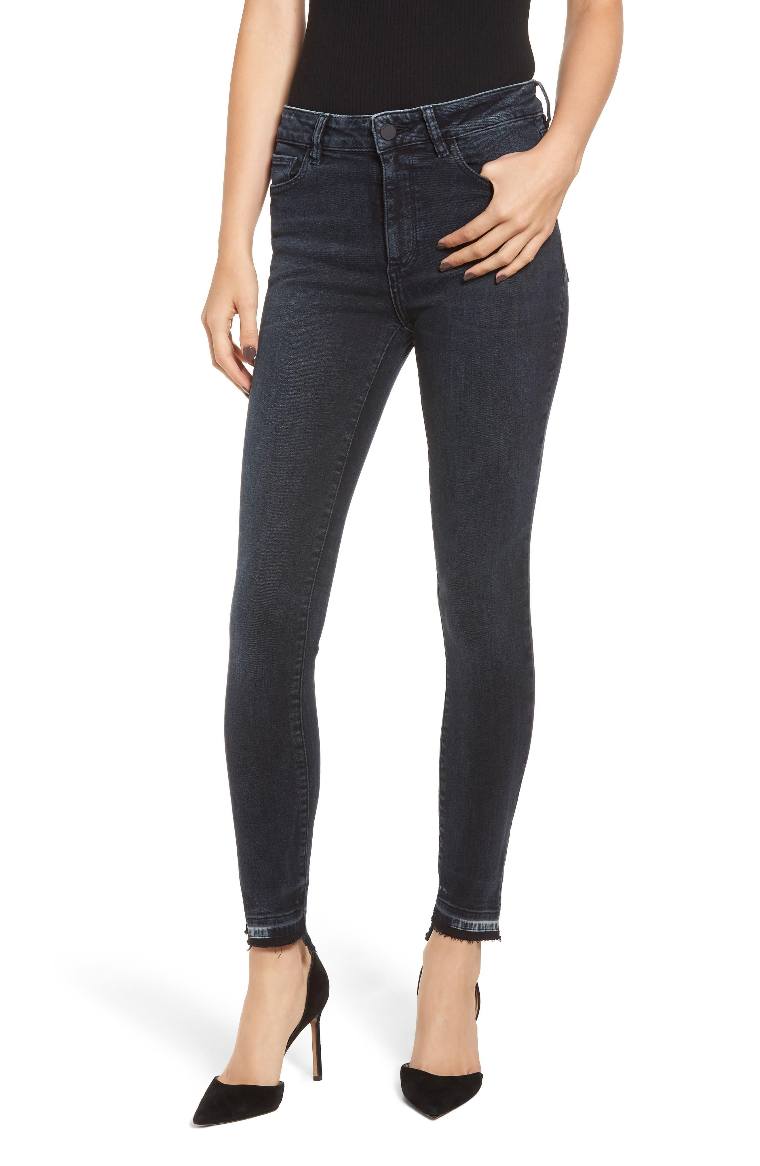 Farrow High Waist Skinny Jeans,                         Main,                         color, 425