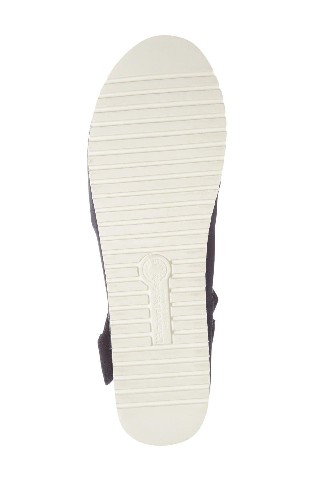 'Amadour' Platform Sandal,                             Alternate thumbnail 48, color,