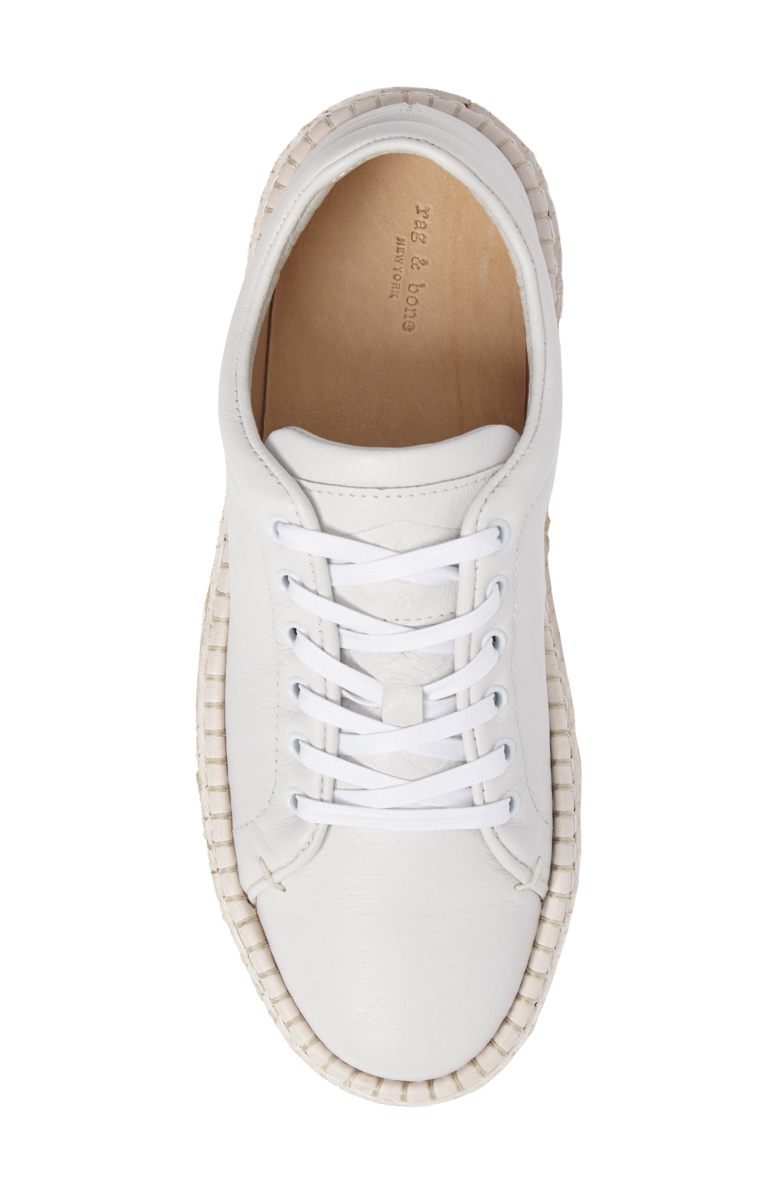 Kent Espadrille Sneaker,                             Alternate thumbnail 5, color,                             150
