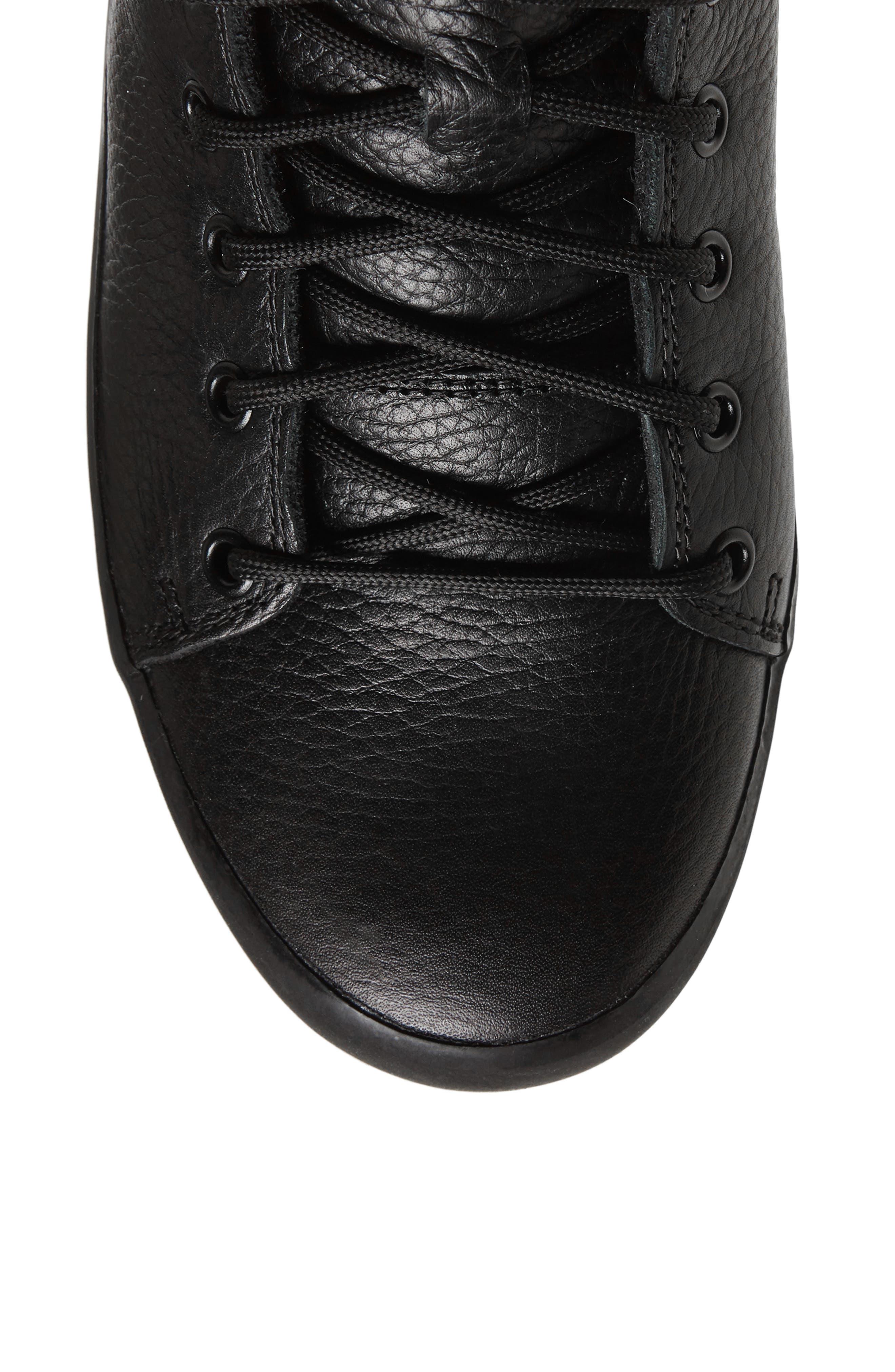 Cryos Boot,                             Alternate thumbnail 5, color,                             TNF BLACK/ GLACIER WHITE