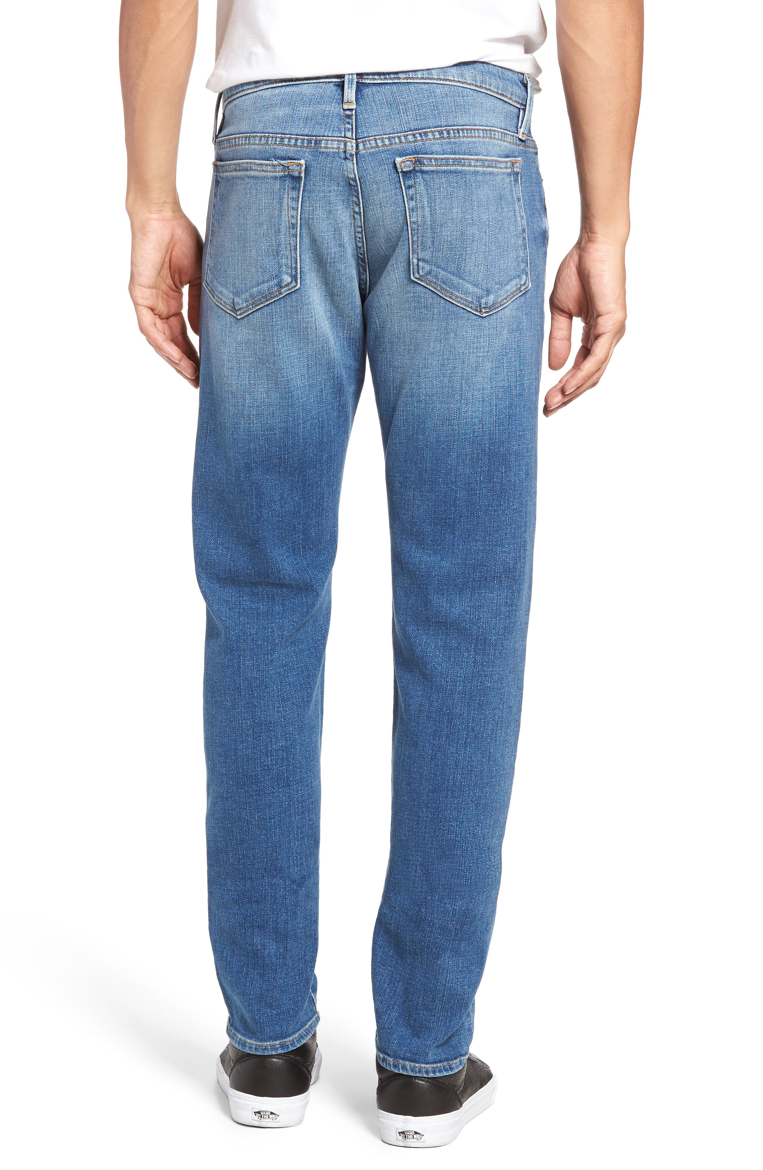 L'Homme Slim Fit Jeans,                             Alternate thumbnail 2, color,