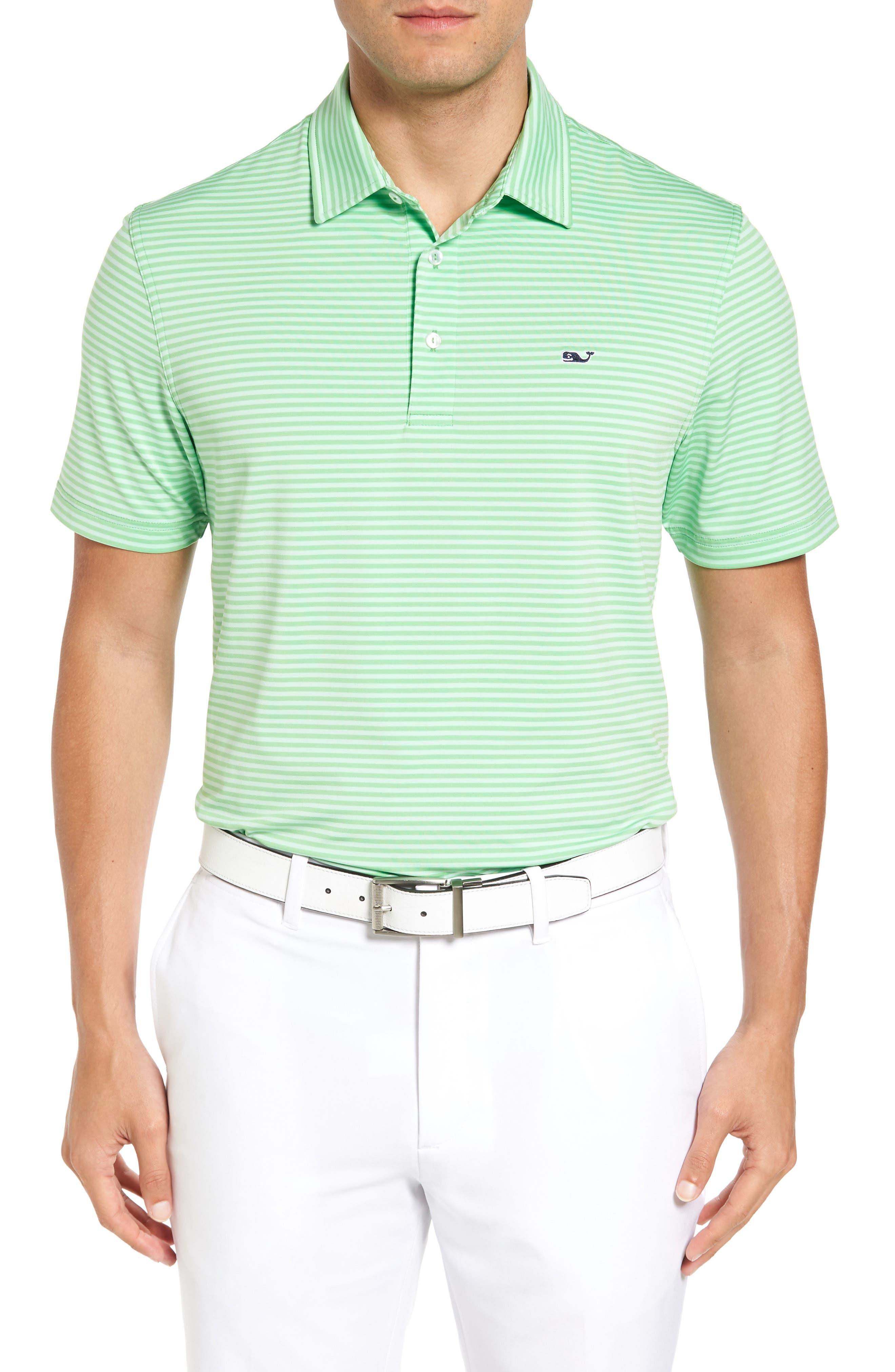 Kennedy Stripe Golf Polo,                             Main thumbnail 8, color,