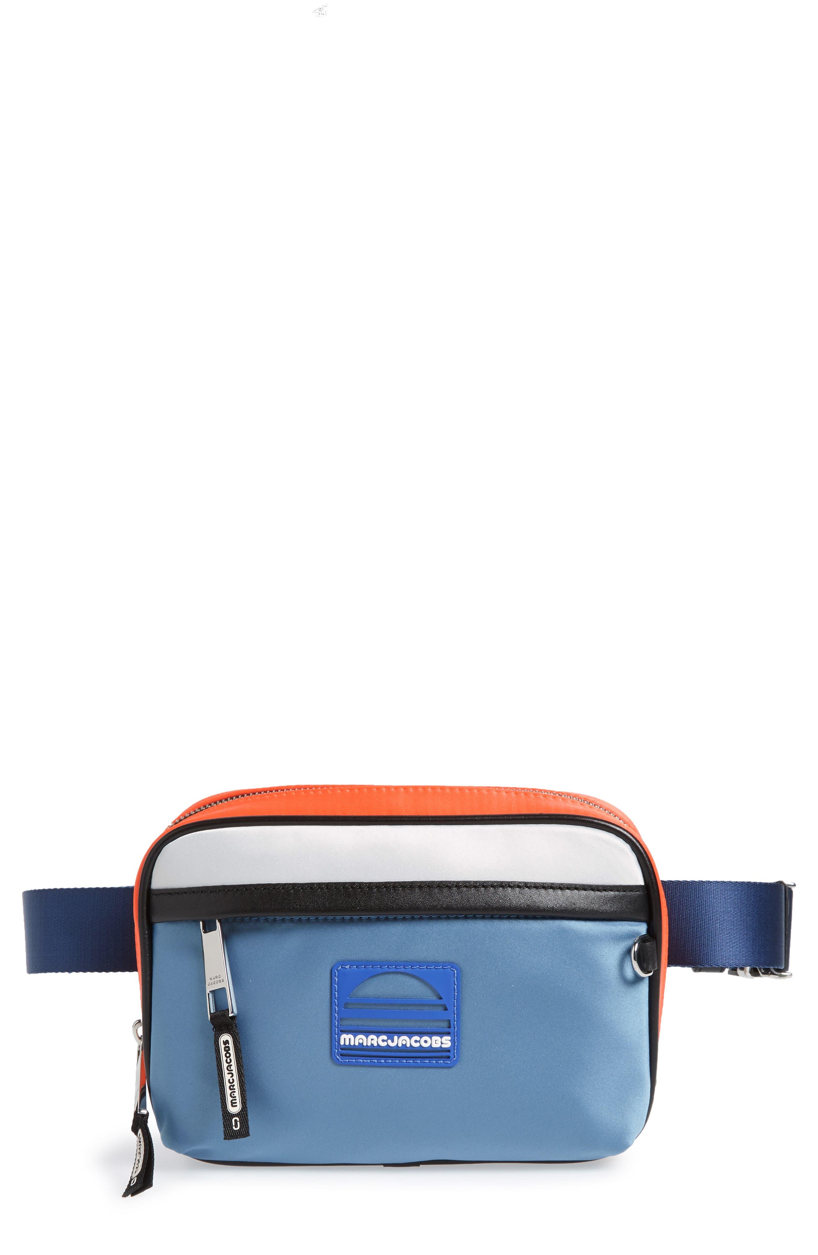 Sport Colorblock Belt Bag,                             Main thumbnail 2, color,