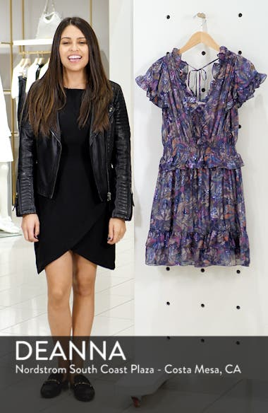 Giverney Fleur Dress, sales video thumbnail