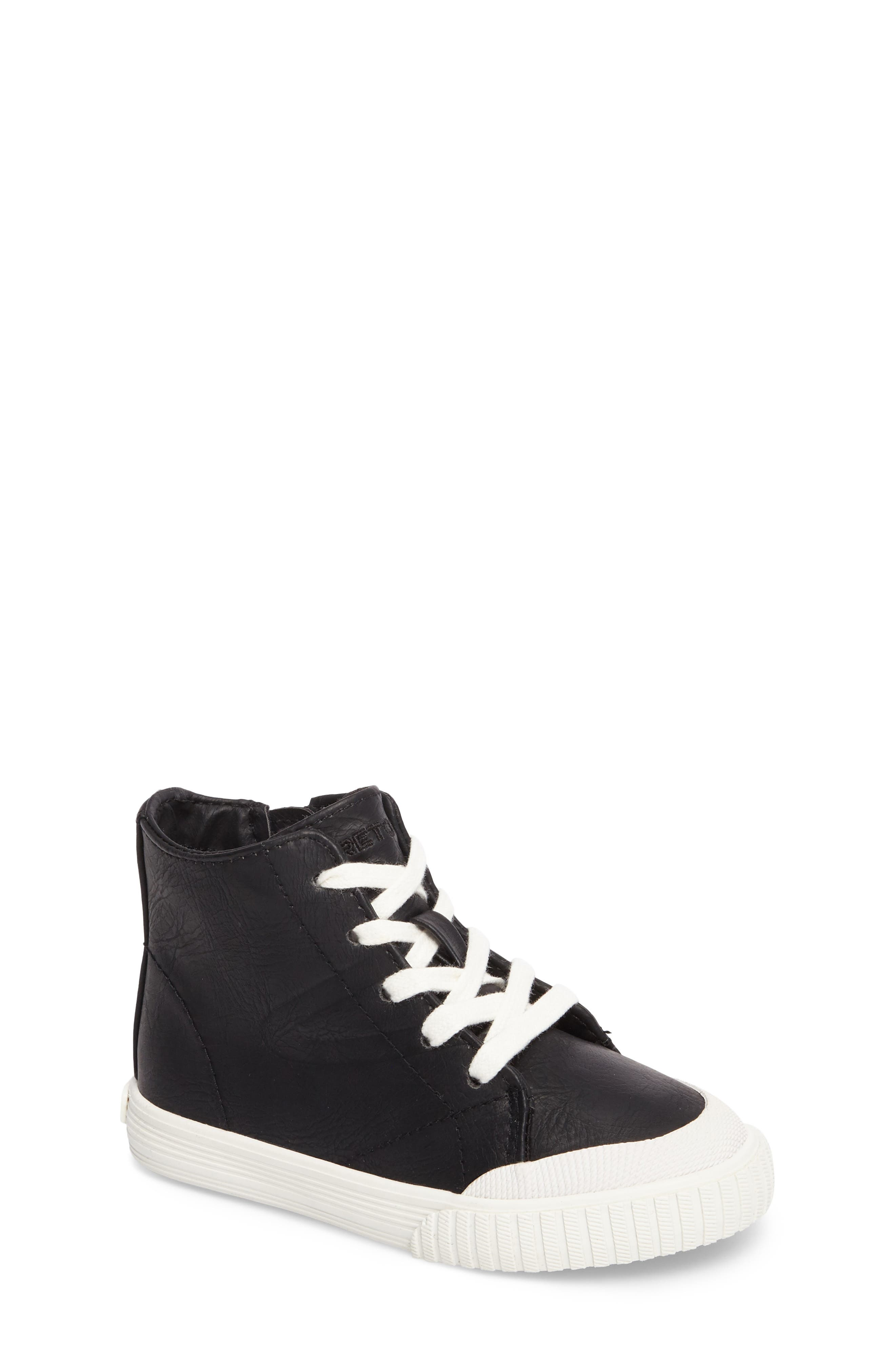 Marley High Top Sneaker,                         Main,                         color, 001