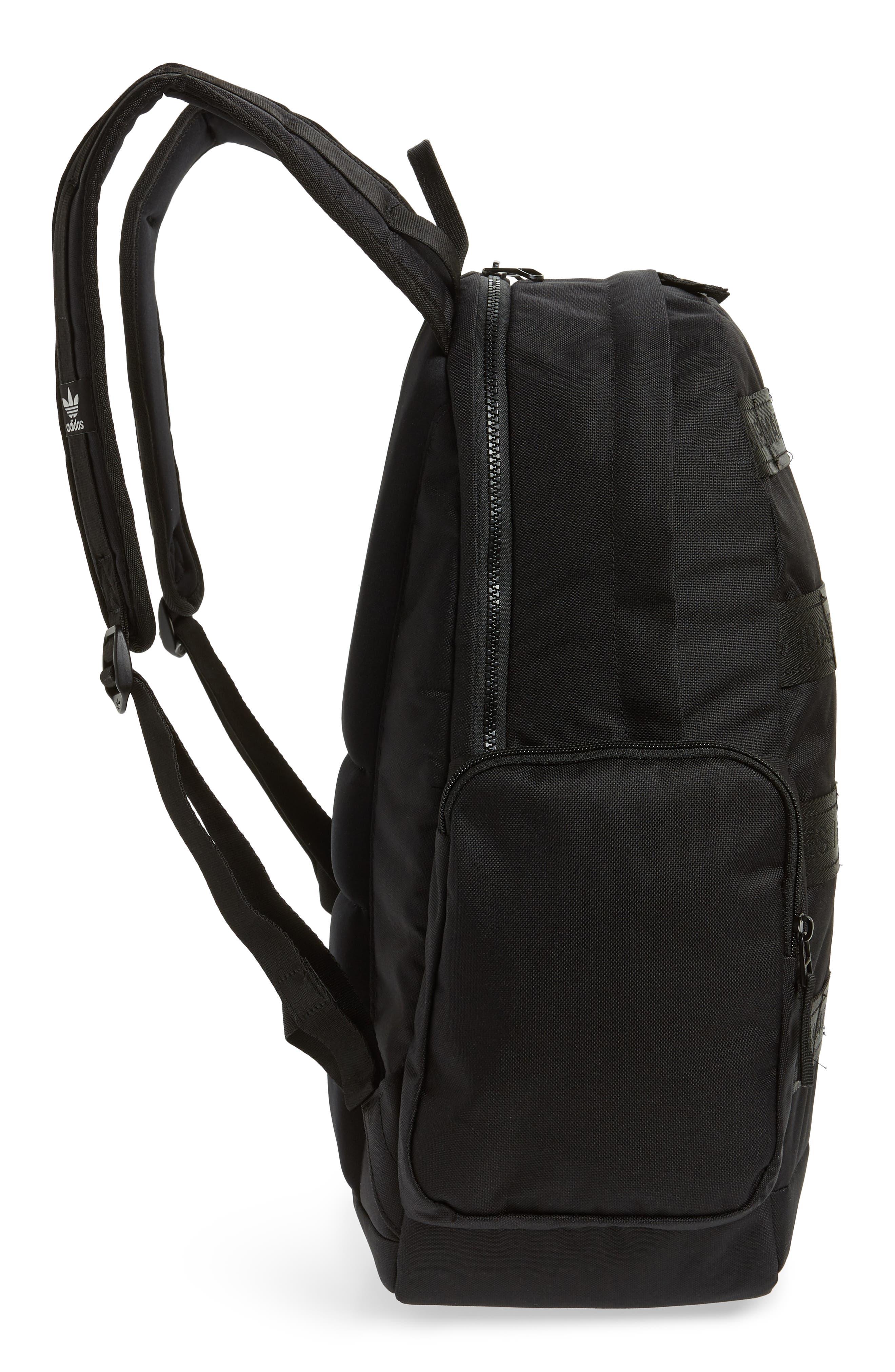 Create III Backpack,                             Alternate thumbnail 5, color,                             BLACK/ RAW DESERT KHAKI
