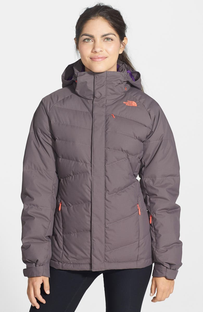 The North Face  Heavenly  Hooded Down Jacket  29896c712