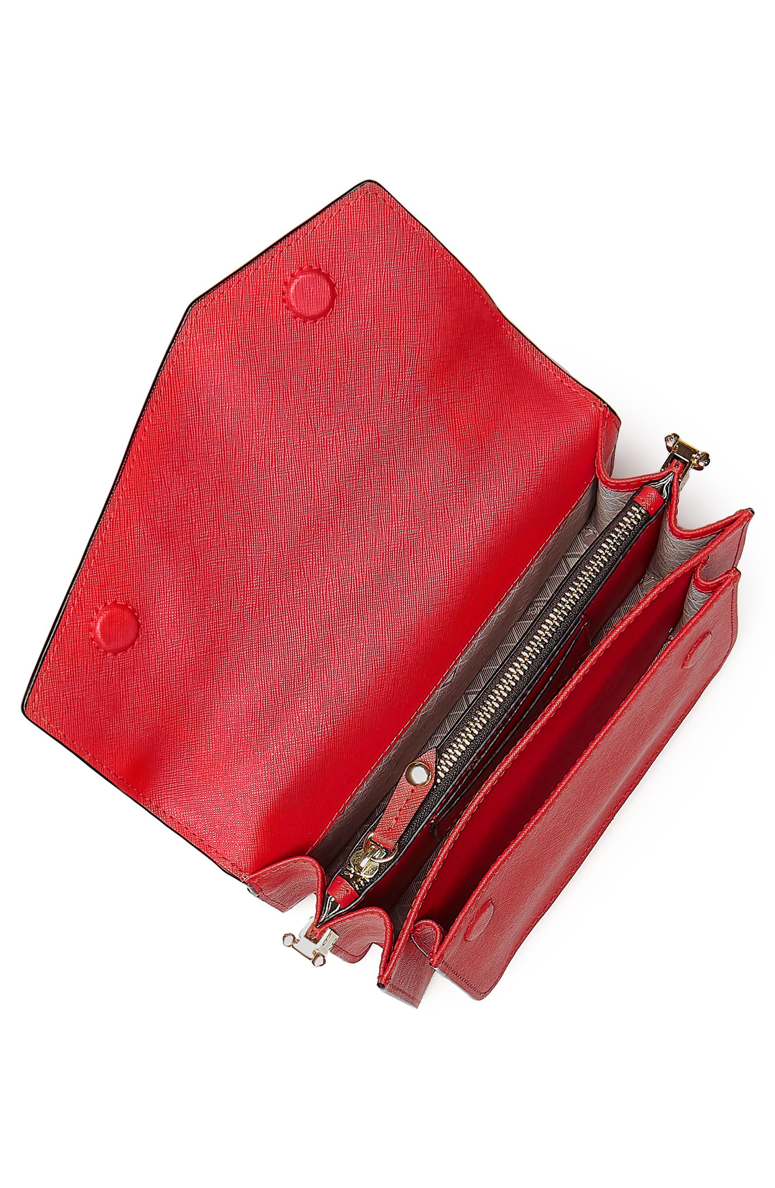 Cobble Hill Leather Crossbody Bag,                             Alternate thumbnail 65, color,