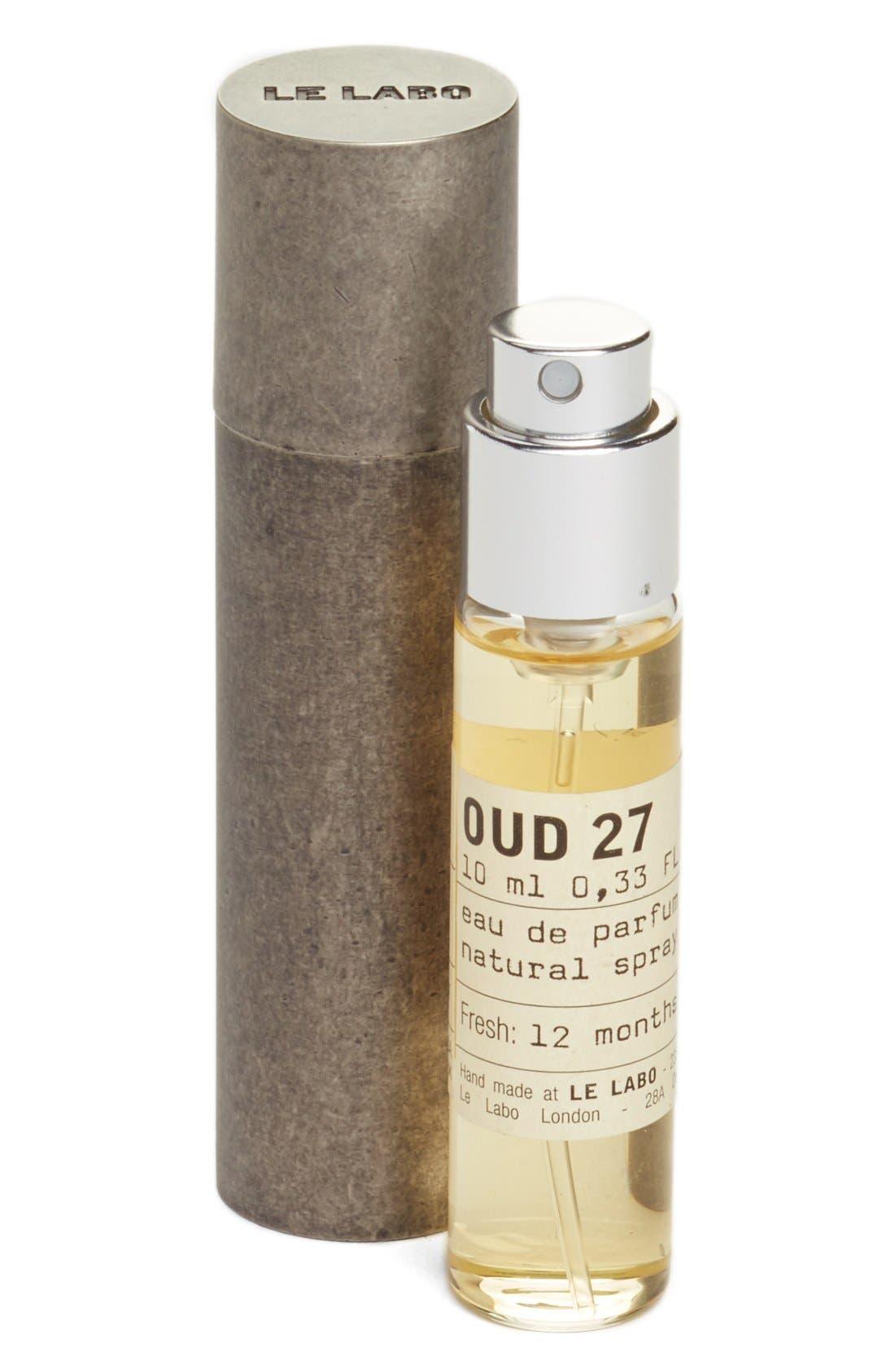 'Oud 27' Travel Tube,                             Main thumbnail 1, color,                             NO COLOR