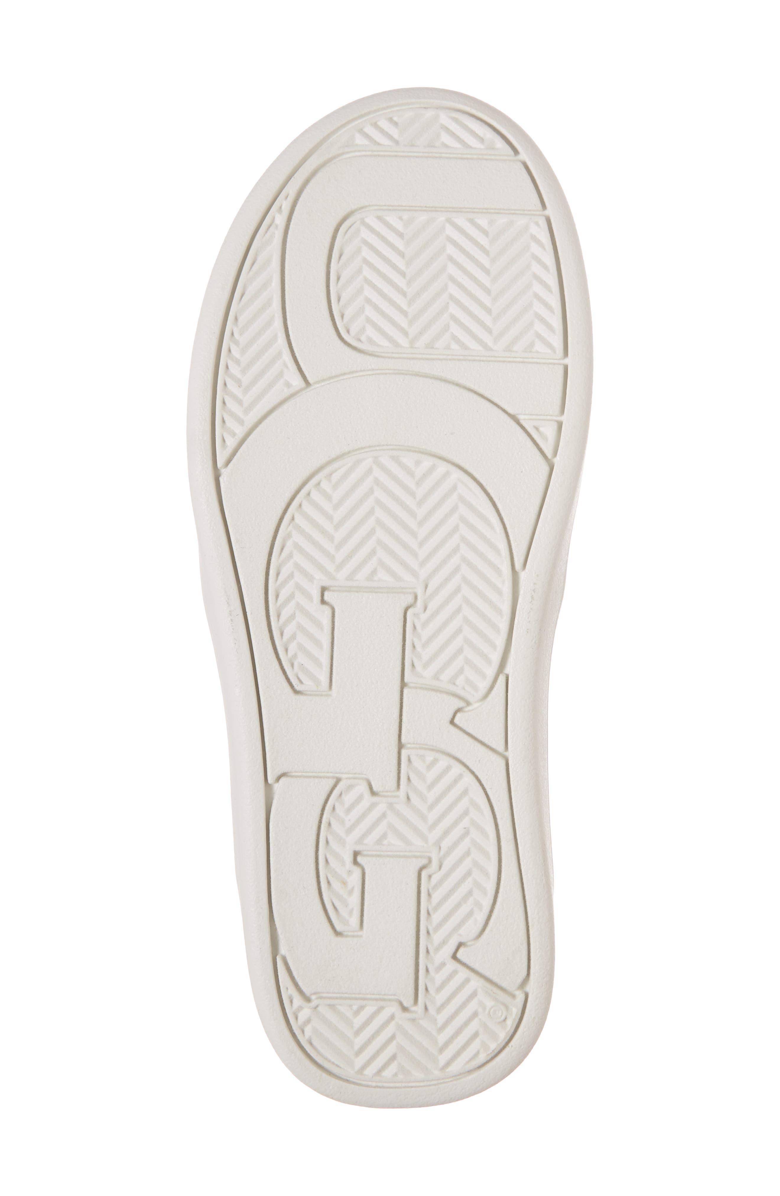 Gantry Sparkles Slip-On Sneaker,                             Alternate thumbnail 6, color,                             SILVER