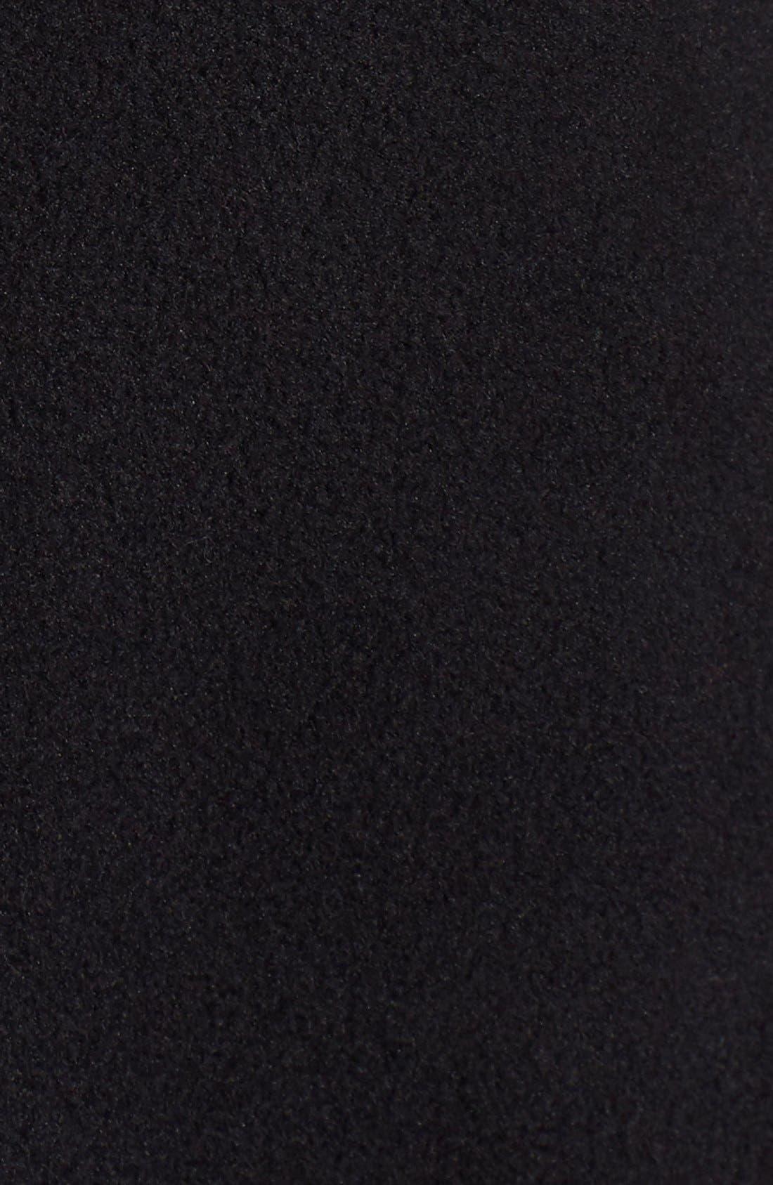Sitka Fleece Jacket,                             Alternate thumbnail 5, color,                             001