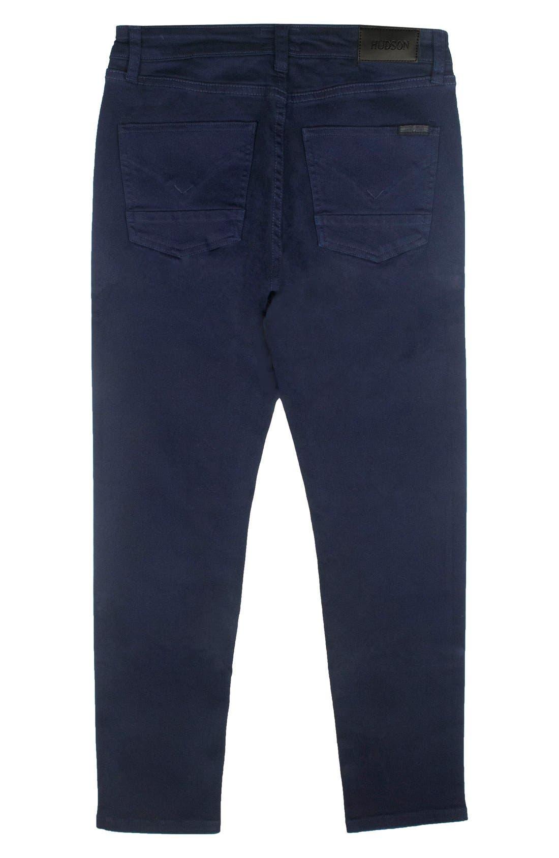 Jagger Slim Fit Straight Leg Jeans,                             Alternate thumbnail 9, color,