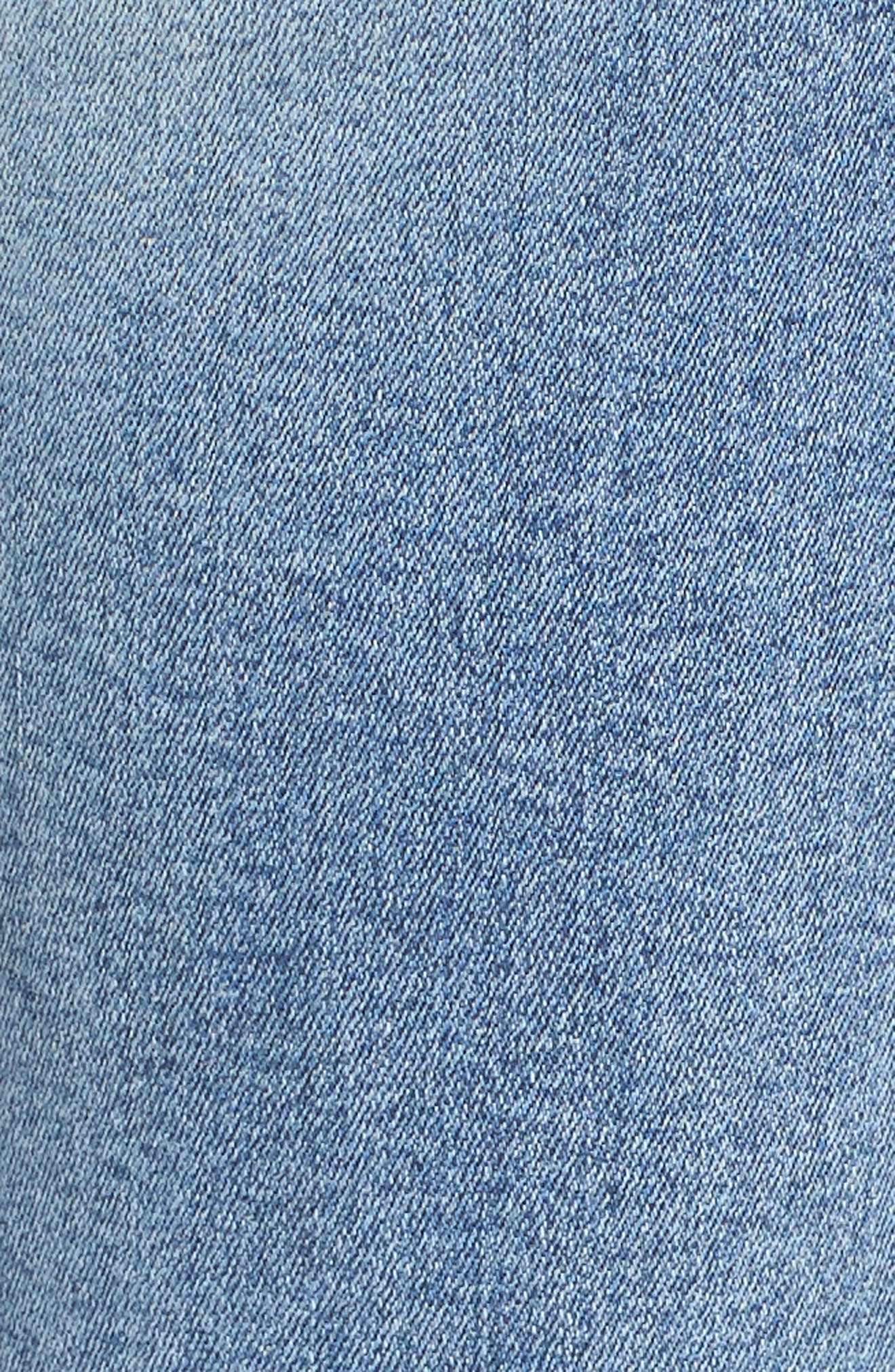 DR. DENIM SUPPLY CO.,                             Copacabana Crop Skinny Jeans,                             Alternate thumbnail 6, color,                             400