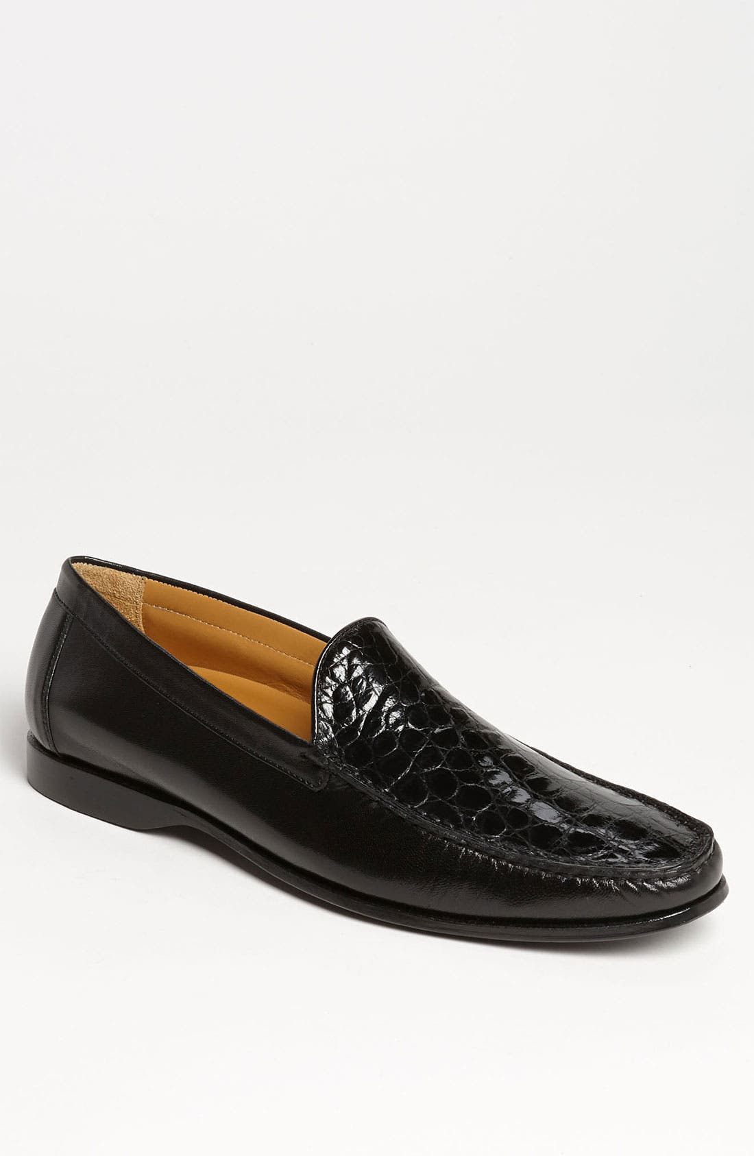 'Costanzo' Loafer,                             Main thumbnail 1, color,                             001