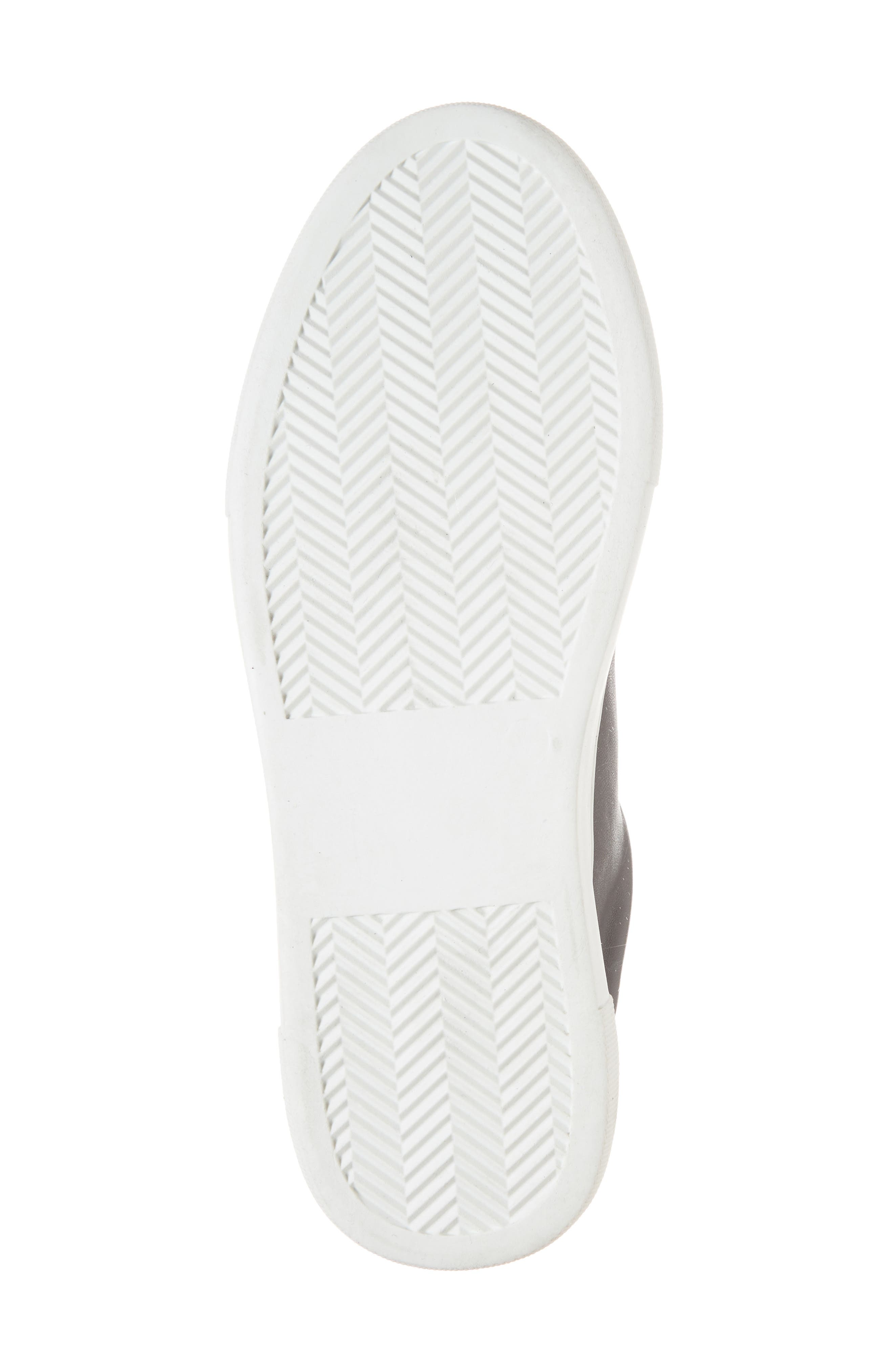 Active Star Platform Sneaker,                             Alternate thumbnail 6, color,                             001