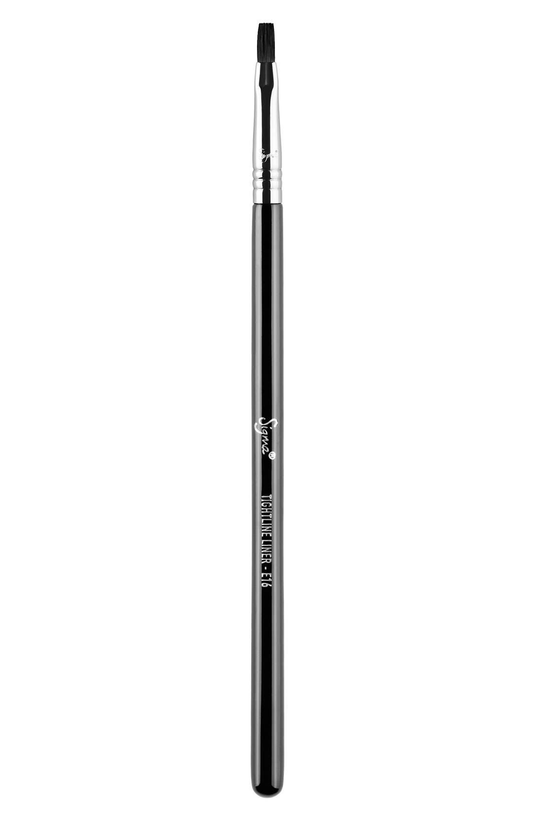 E16 Tightline Liner Brush,                             Main thumbnail 1, color,                             NO COLOR