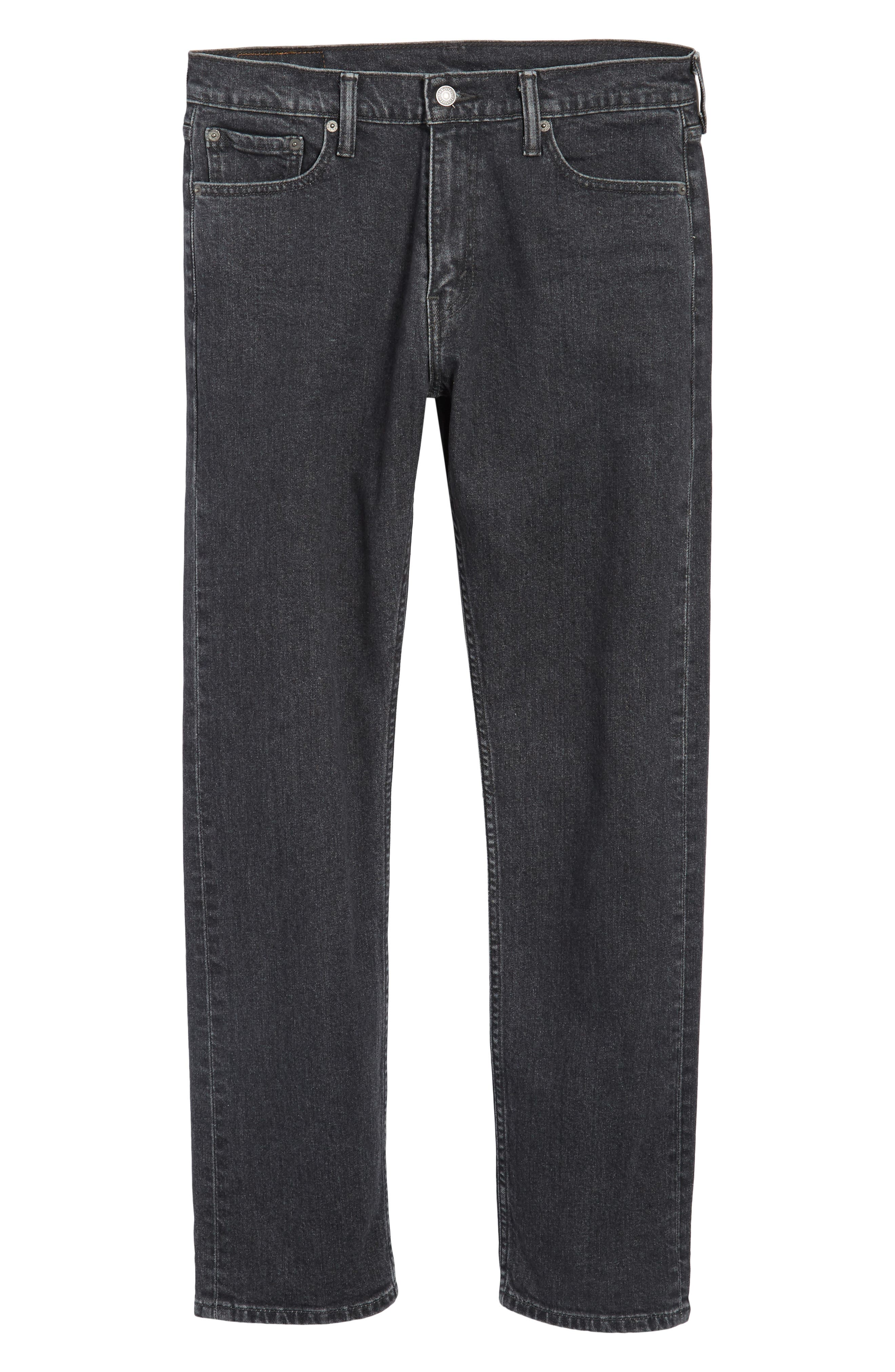 513<sup>™</sup> Slim Straight Leg Jeans,                             Alternate thumbnail 6, color,                             021