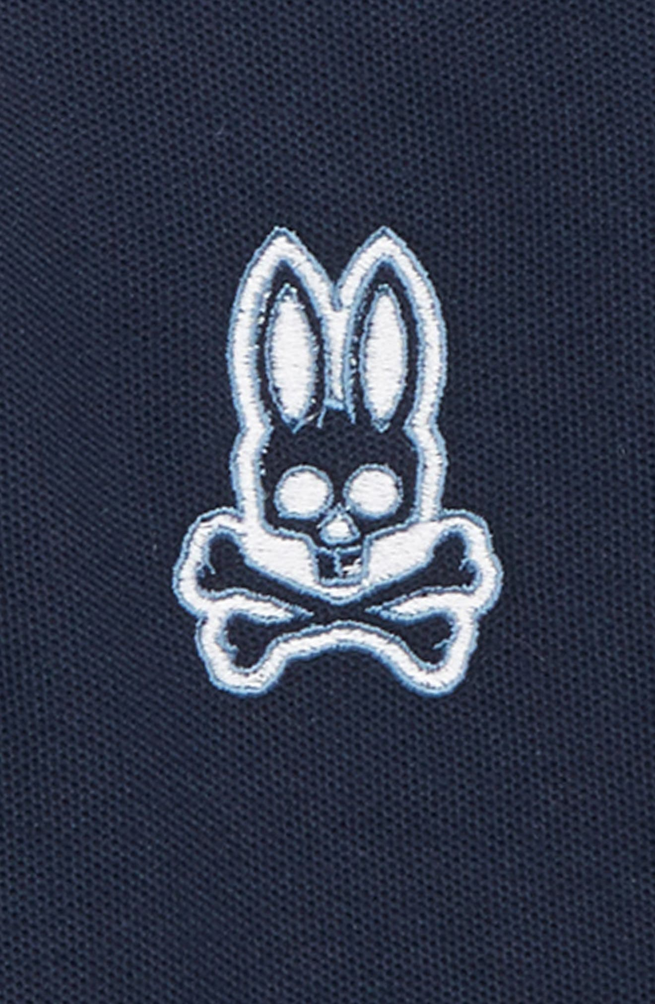 Alto Bunny Polo,                             Alternate thumbnail 2, color,                             NAVY