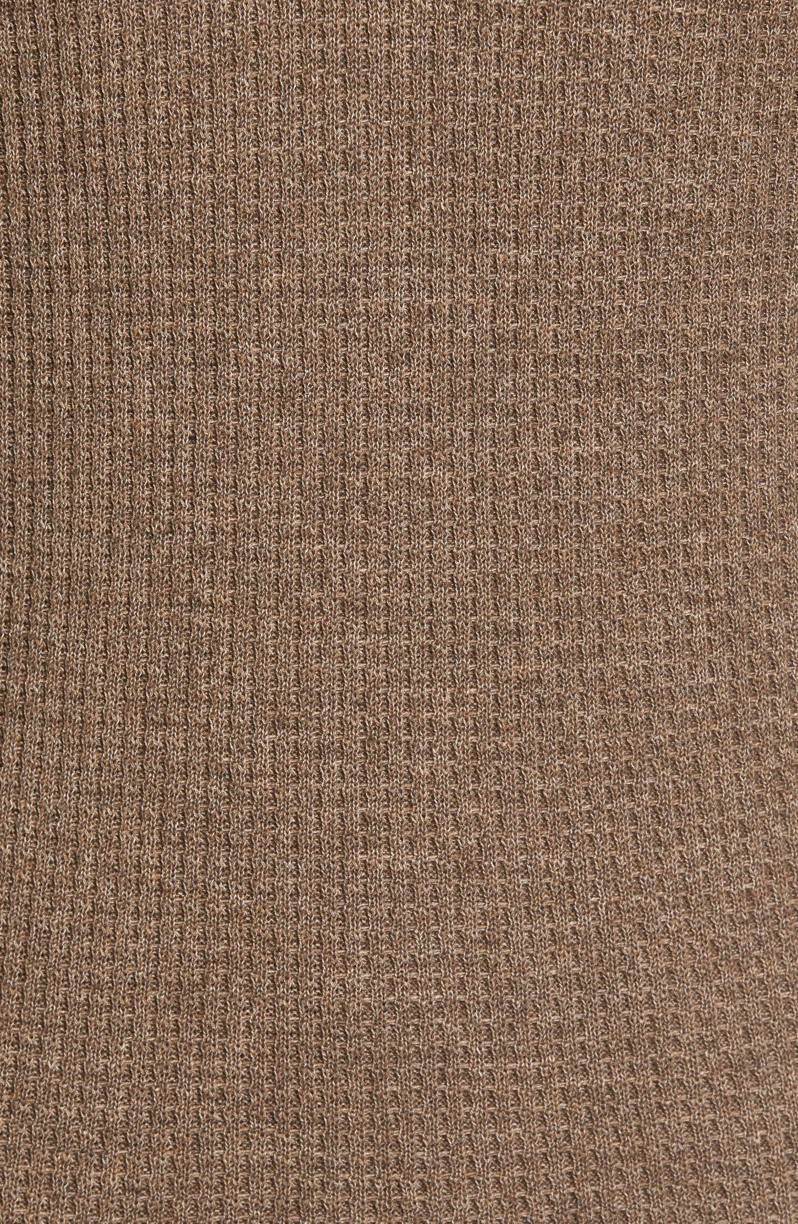 Higgins Quarter Zip Sweater,                             Alternate thumbnail 14, color,