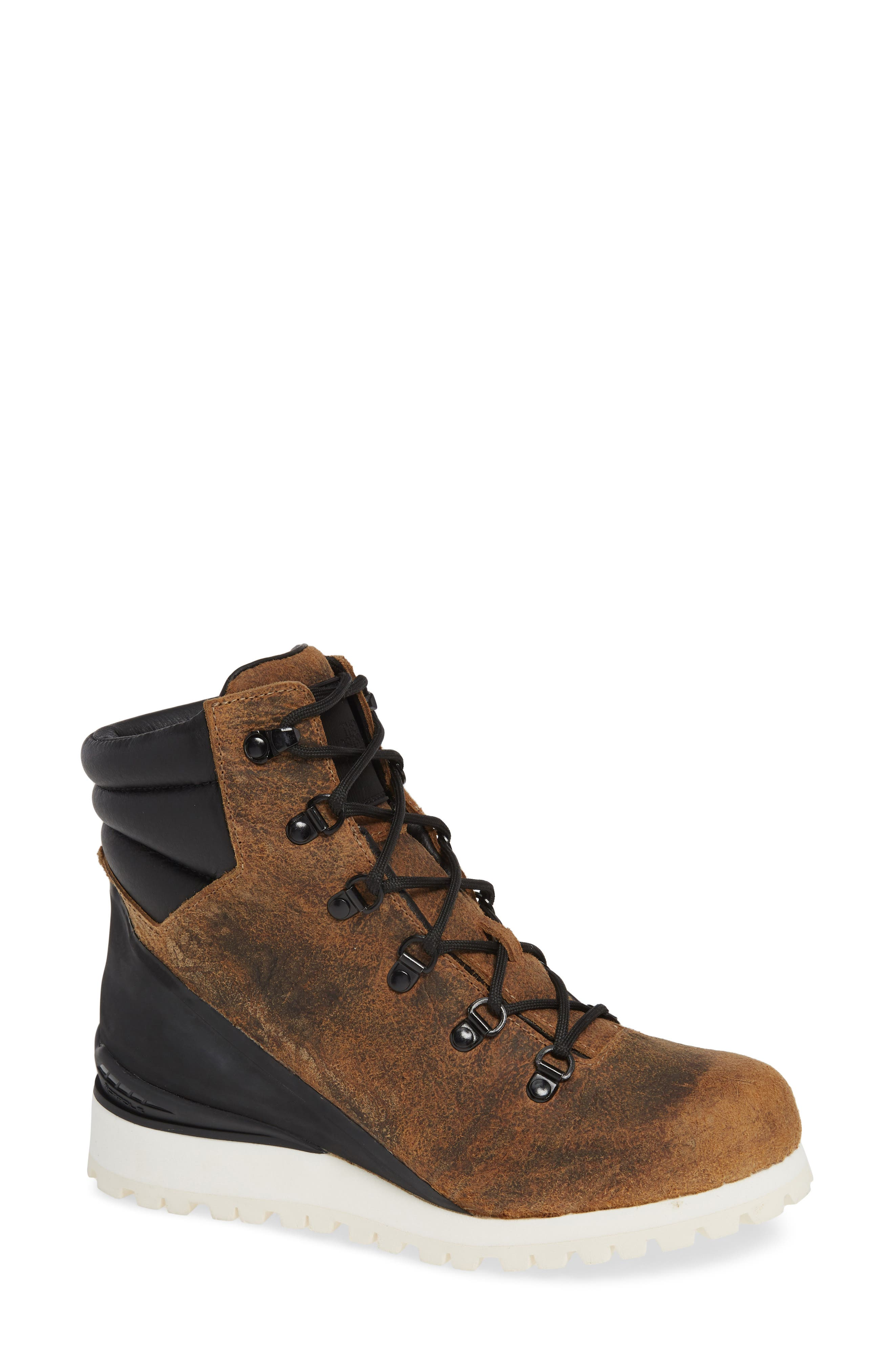 The North Face Cryos Waterproof Hiker Boot, Brown