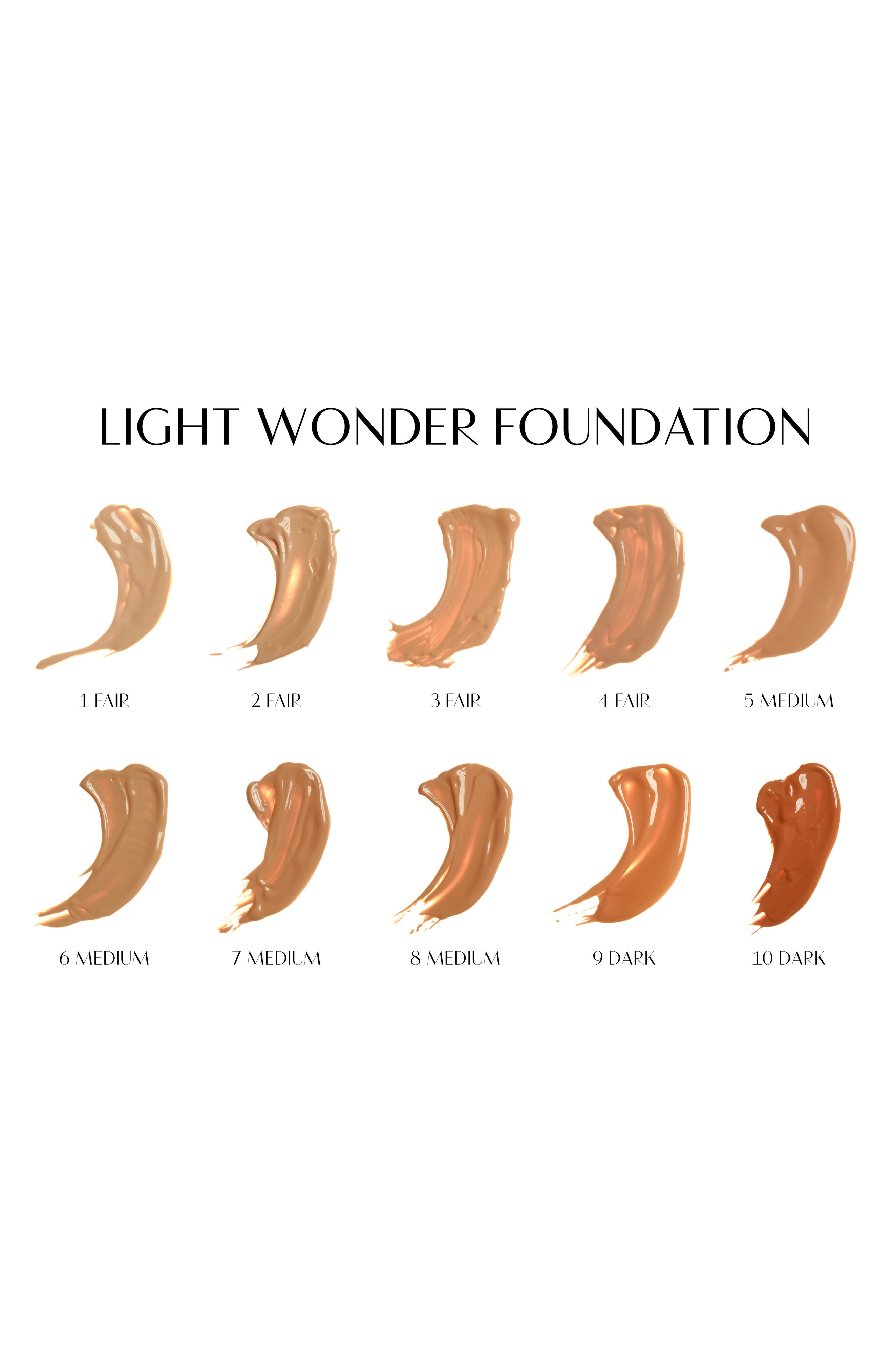CHARLOTTE TILBURY,                             Light Wonder Foundation,                             Alternate thumbnail 3, color,                             09 DARK