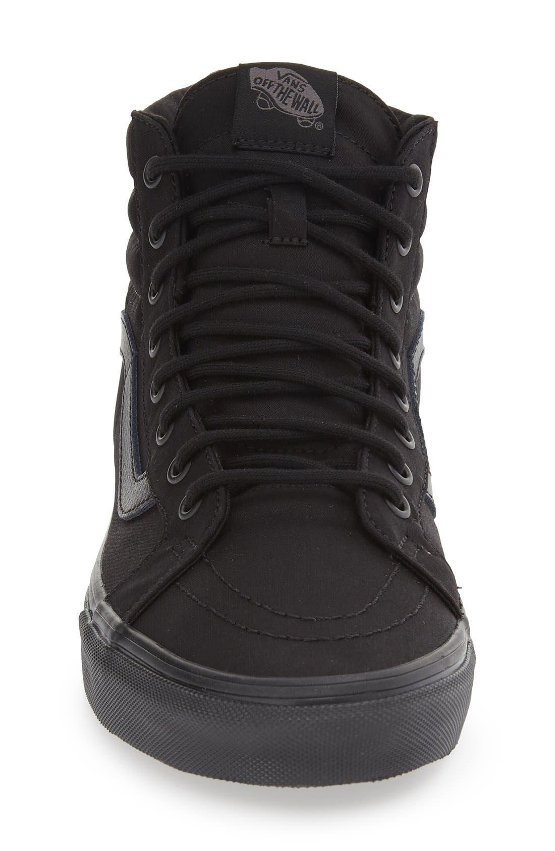 'Sk8-HiReissue' Sneaker,                             Alternate thumbnail 3, color,                             001