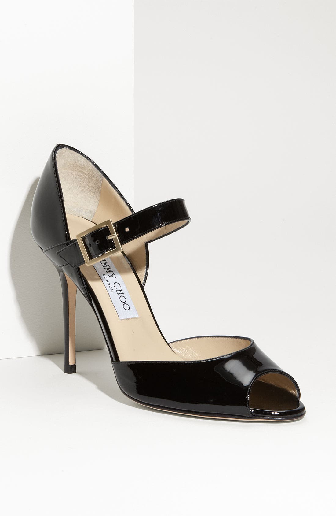 'Lace' Mary Jane Pump,                         Main,                         color, 001