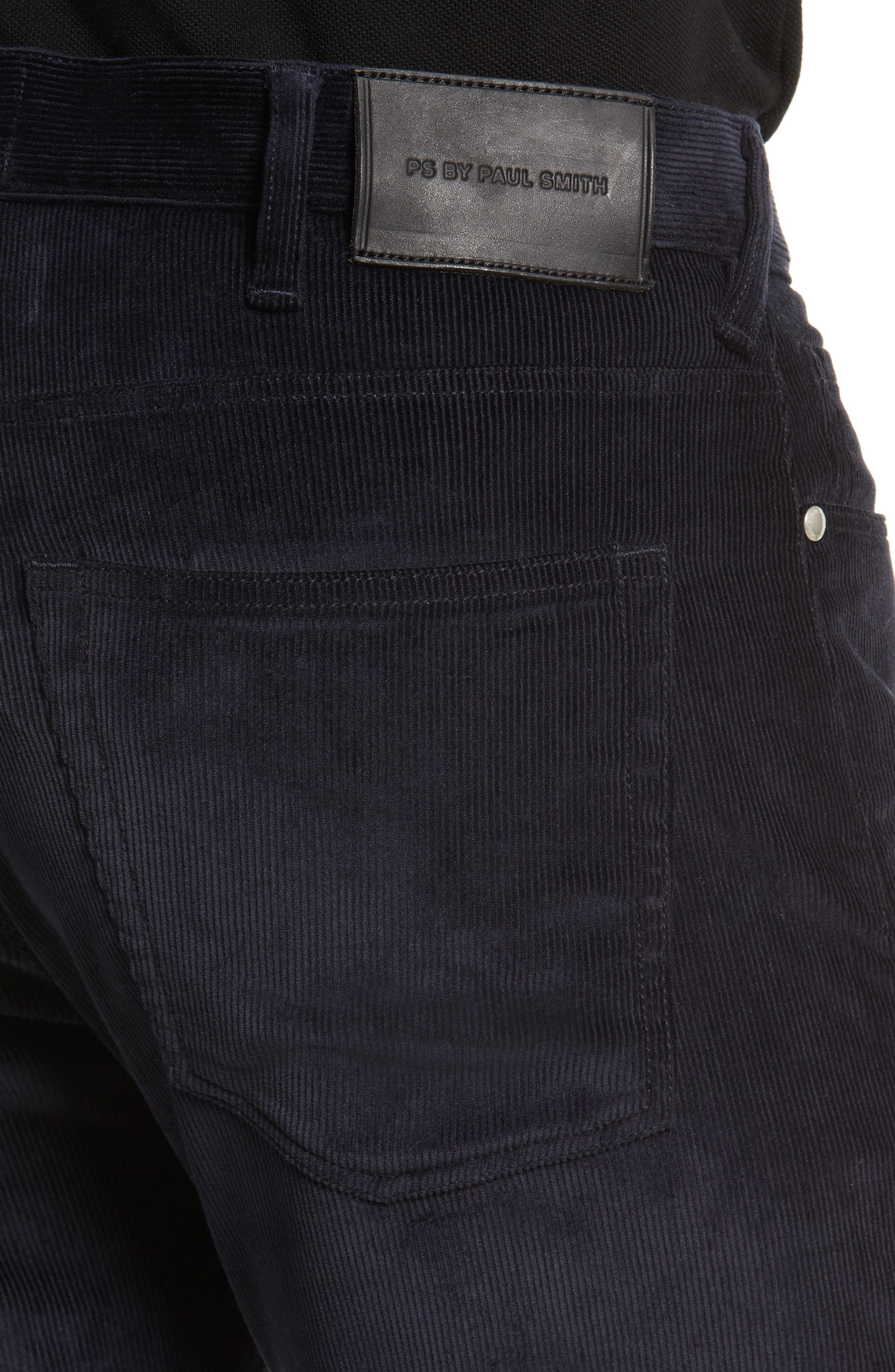 Tapered Fit Corduroy Pants,                             Alternate thumbnail 5, color,                             435