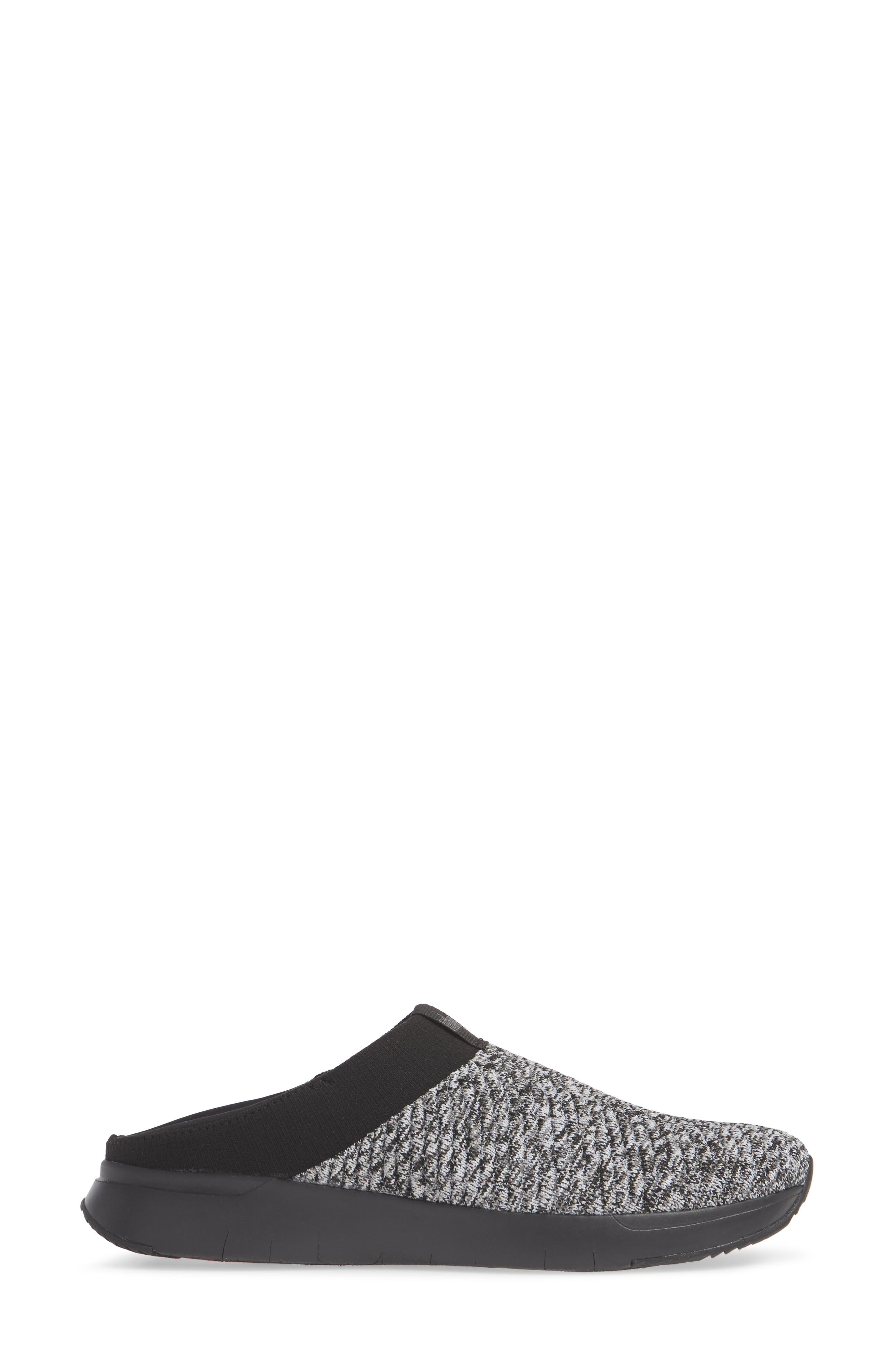 Artknit<sup>™</sup> Convertible Slip-On Sneaker,                             Alternate thumbnail 4, color,                             BLACK MIX