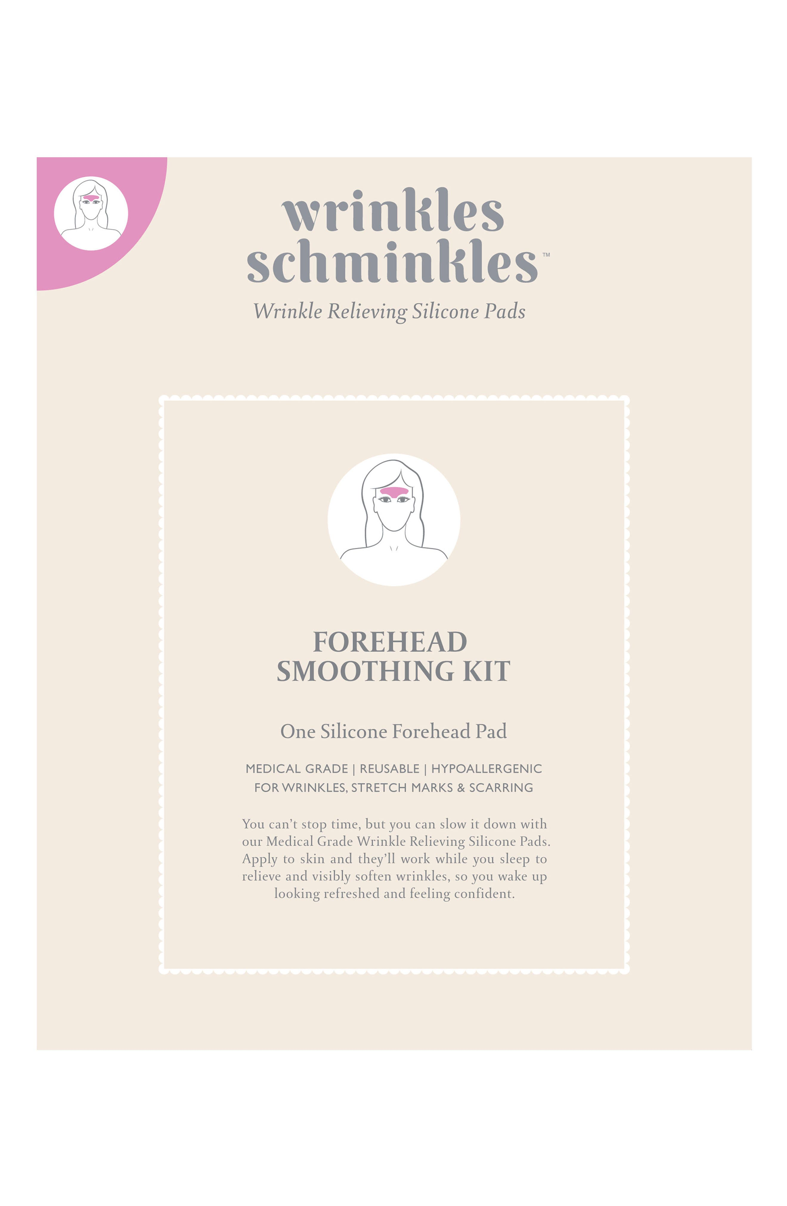 Forehead Smoothing Kit,                             Main thumbnail 1, color,                             000