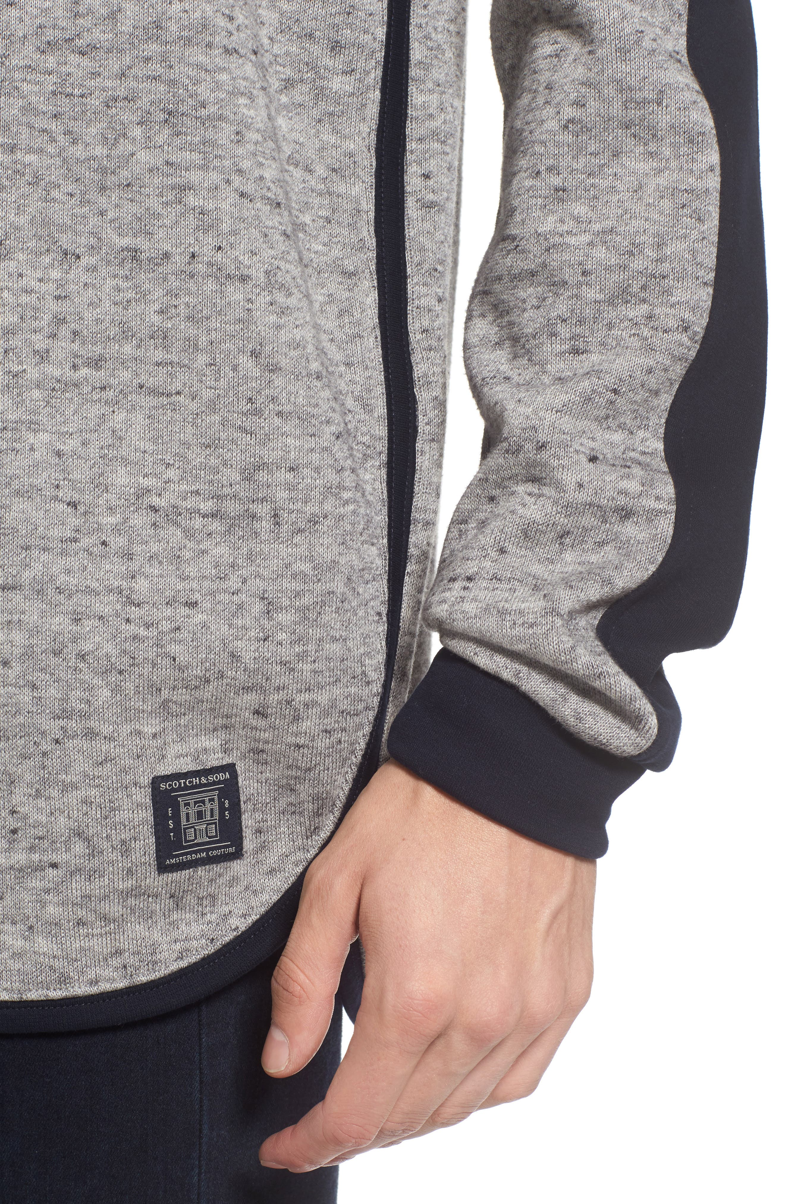 Panel Sweatshirt,                             Alternate thumbnail 4, color,                             030