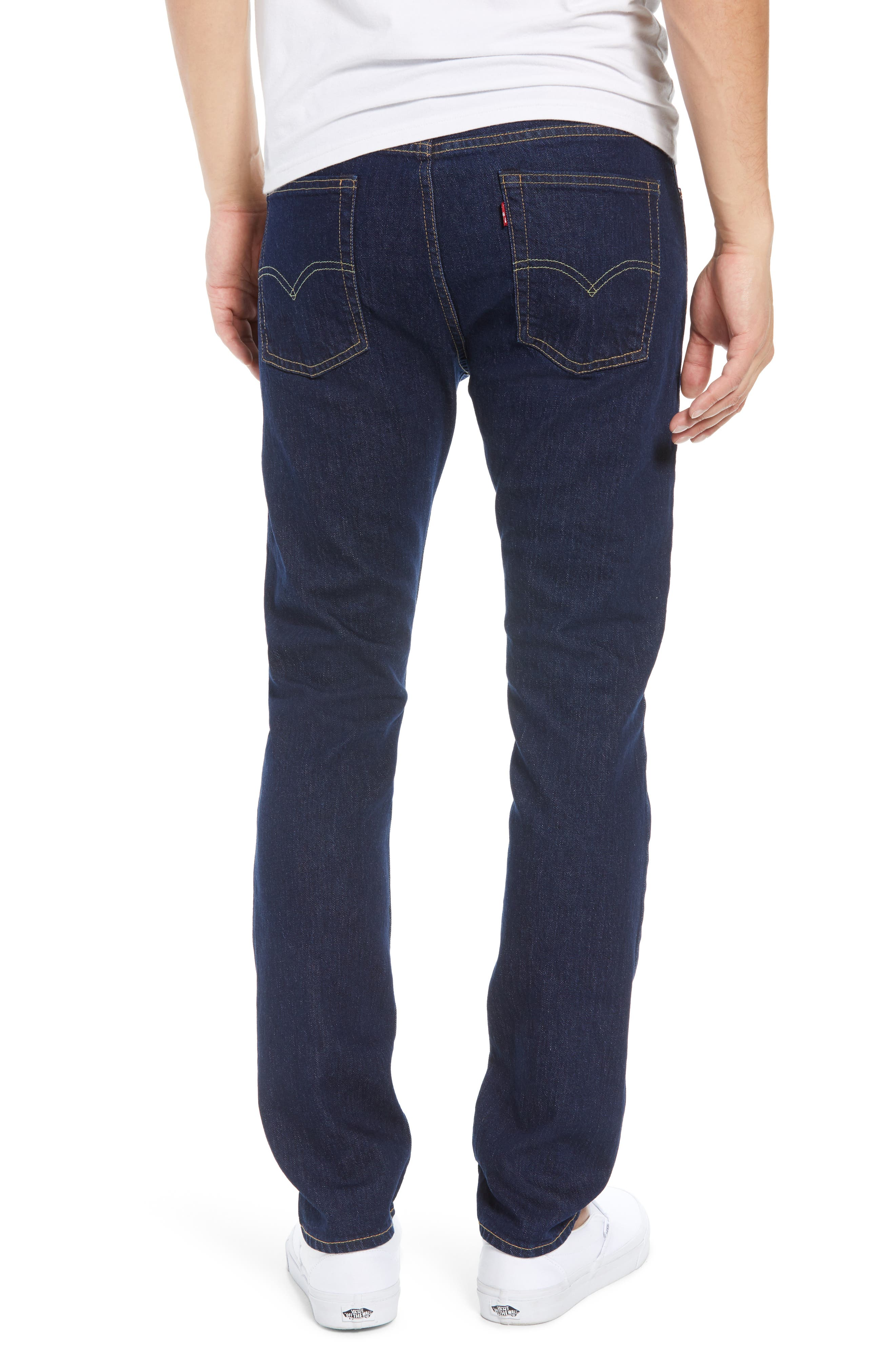 510<sup>™</sup> Skinny Fit Jeans,                             Alternate thumbnail 2, color,                             CHAIN RINSE