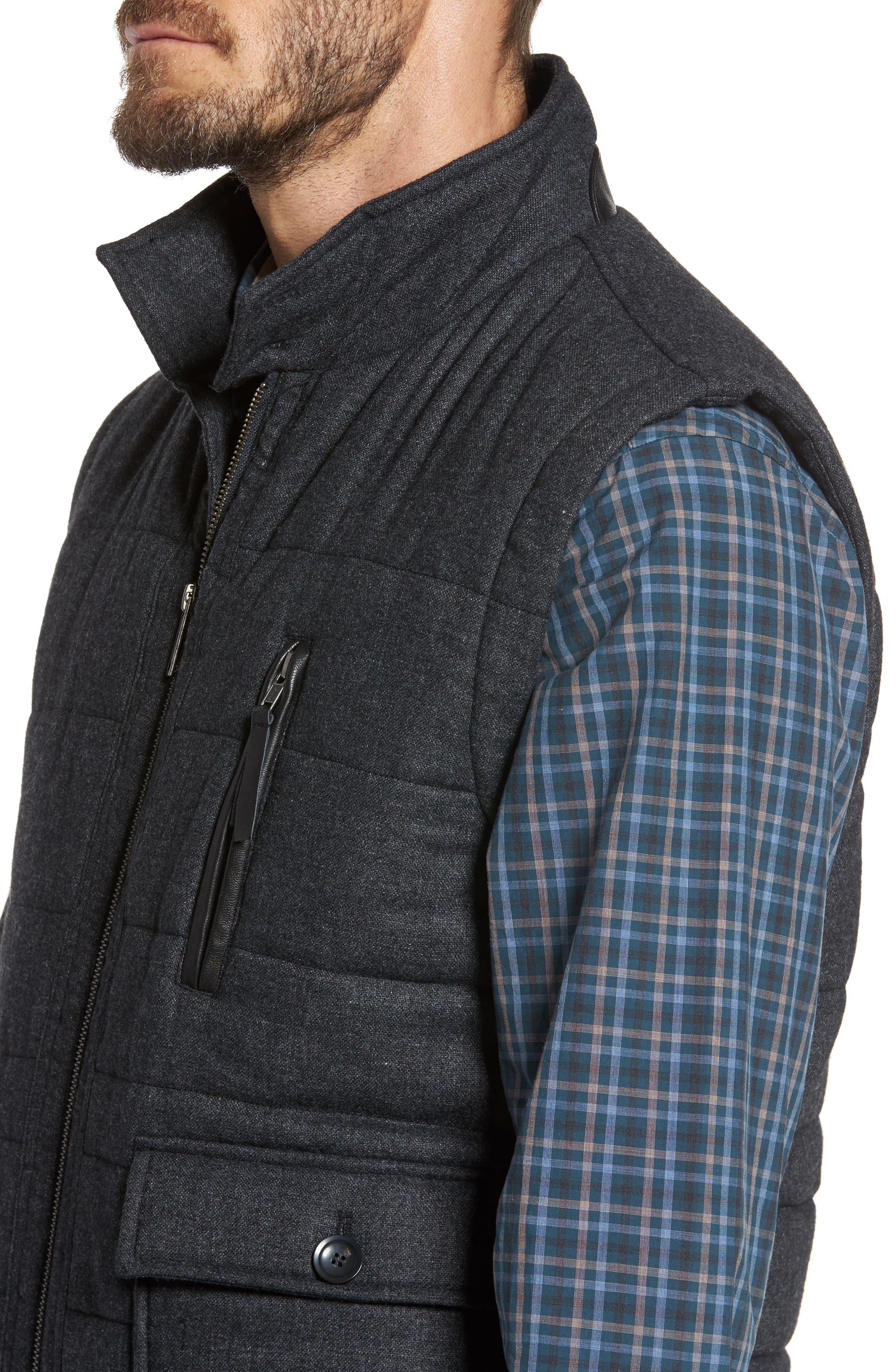 Johnsonville Quilted Vest,                             Alternate thumbnail 4, color,                             021