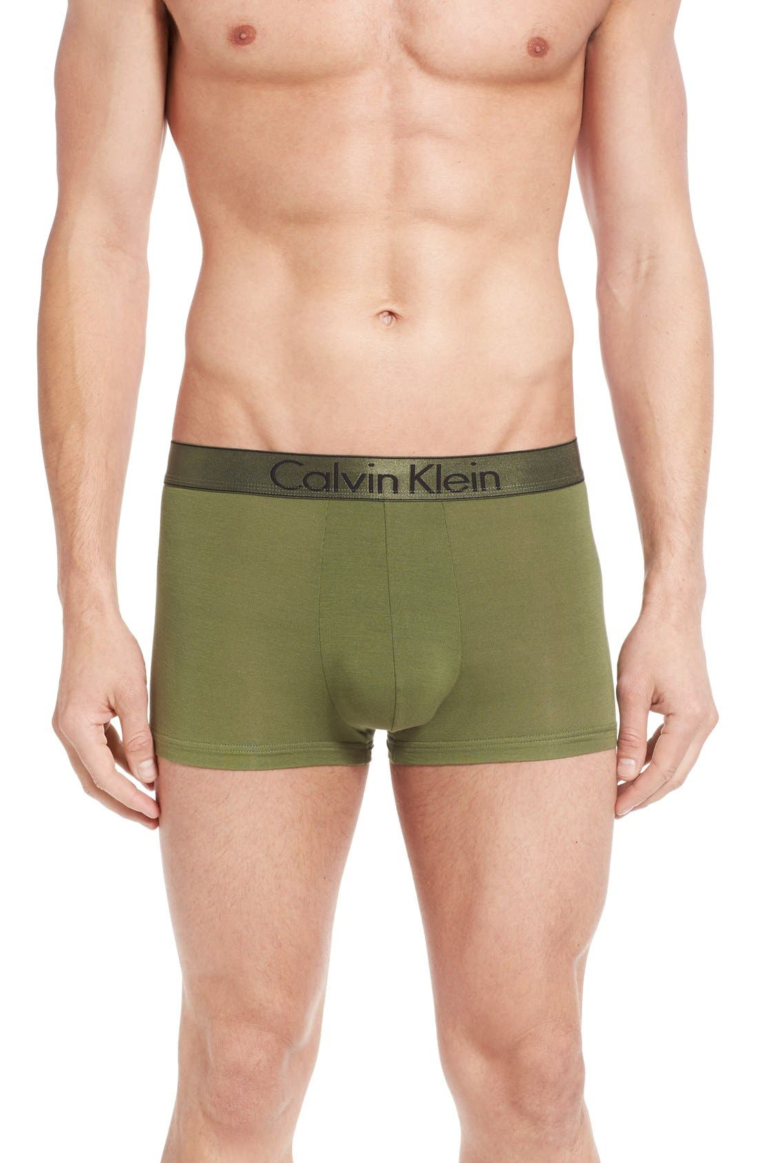 Modern Stretch Modal Trunks,                             Main thumbnail 5, color,