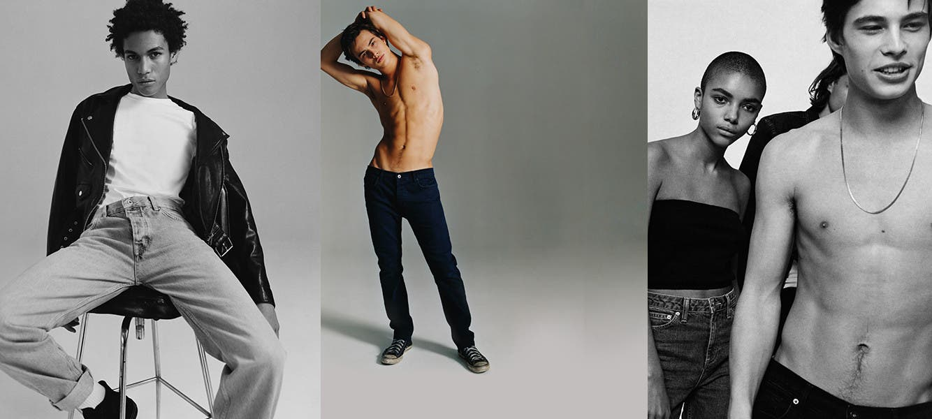 New fits and washes: jeans for men from Topman