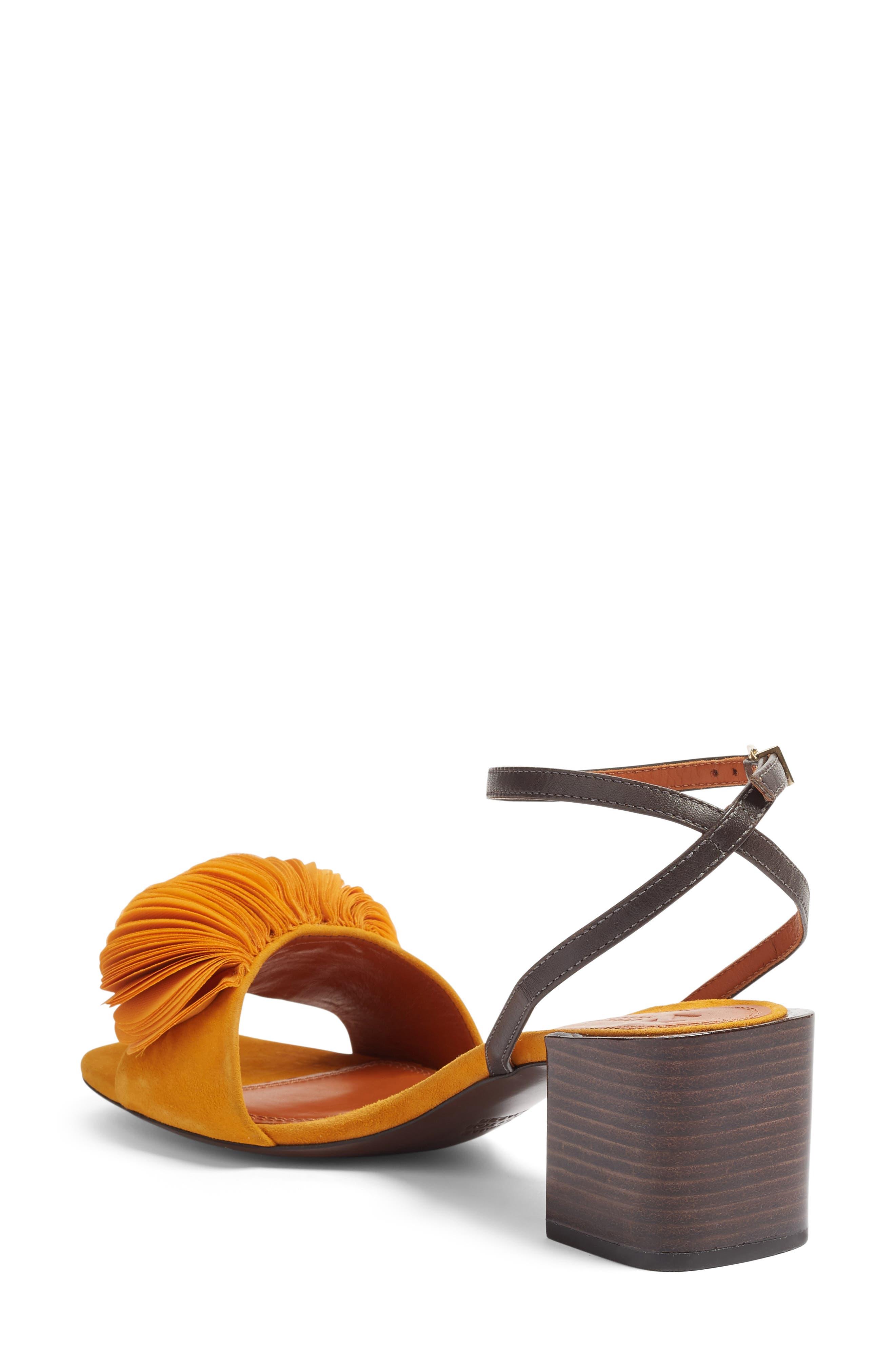 Riza Block Heel Sandal,                             Alternate thumbnail 8, color,