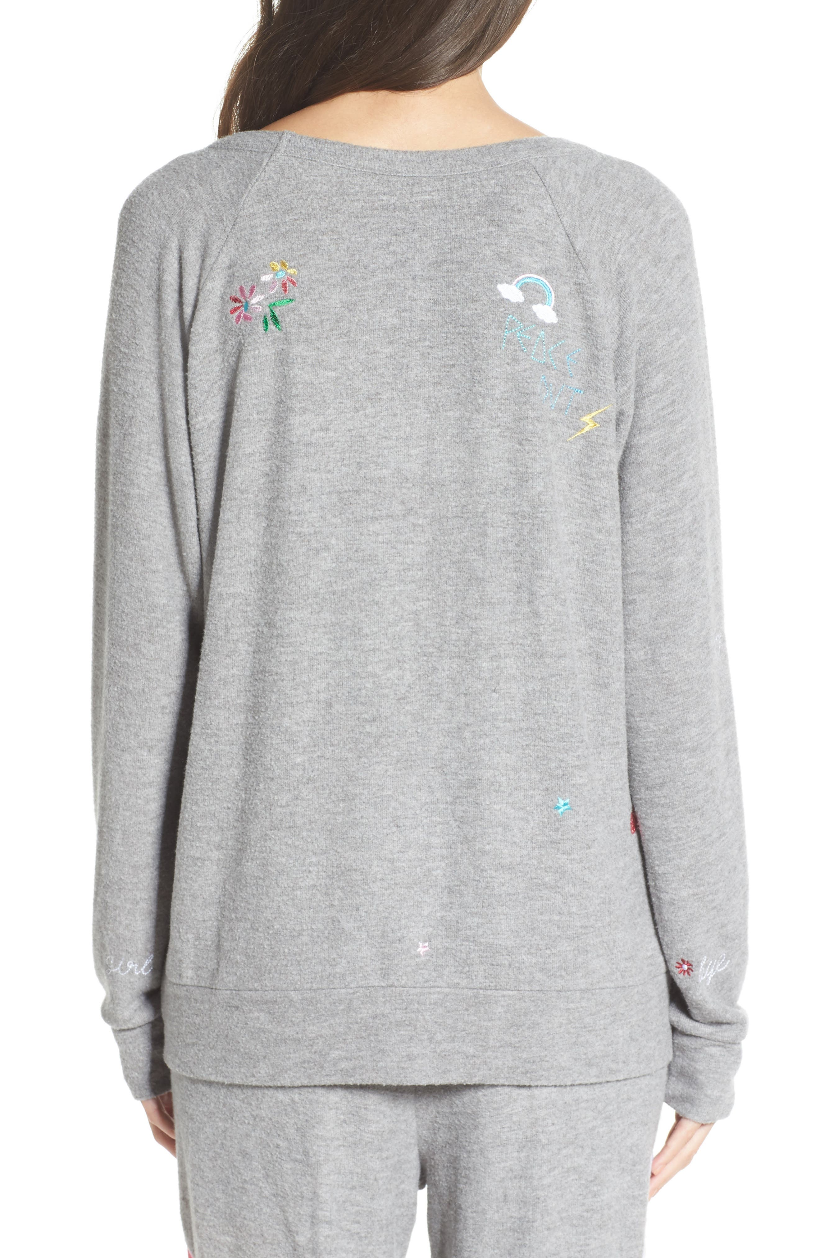 Patched Up Sweatshirt,                             Alternate thumbnail 2, color,                             039