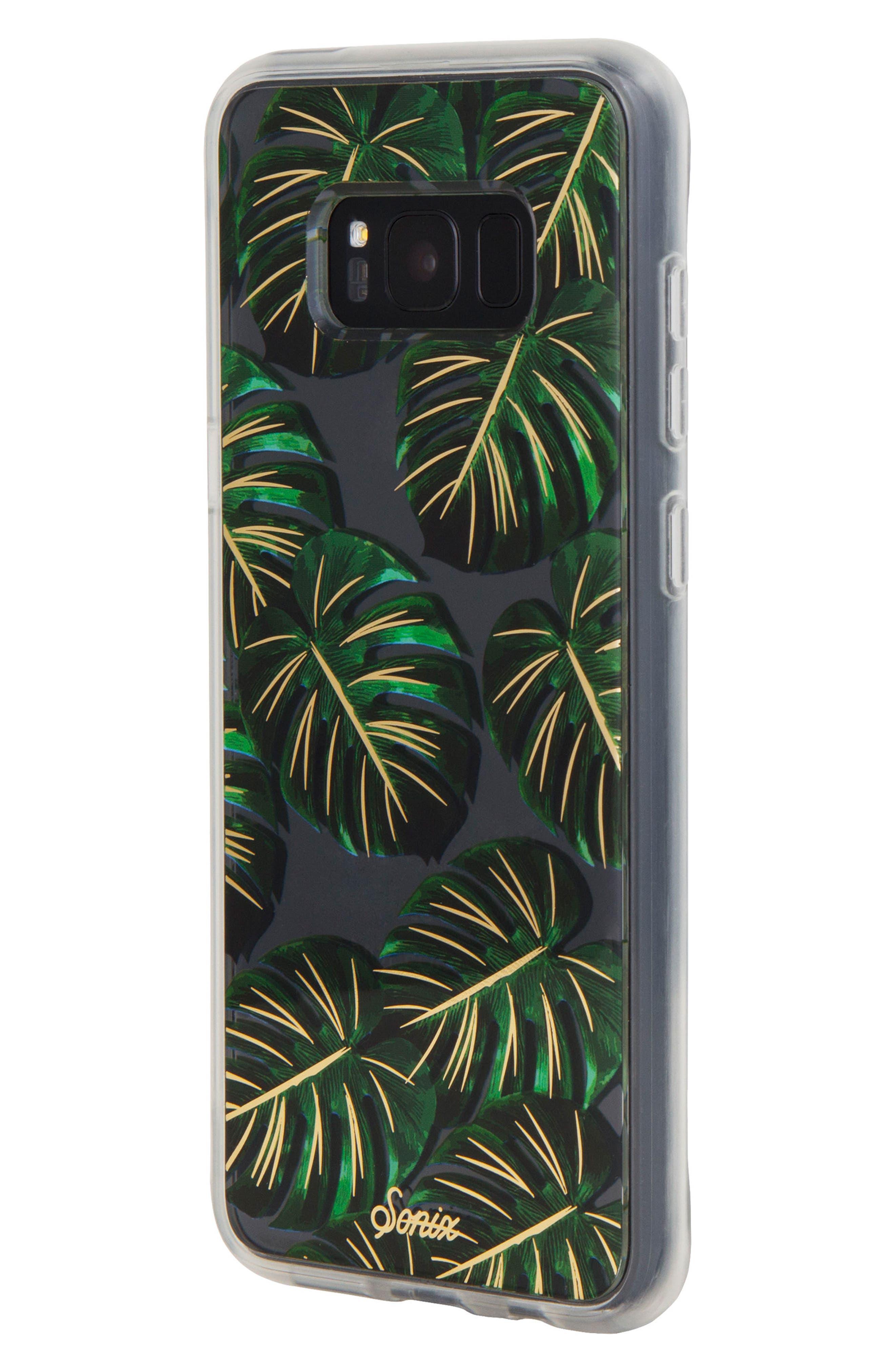 Tamarindo Samsung Galaxy S8 & Galaxy S8 Plus Case,                             Alternate thumbnail 3, color,