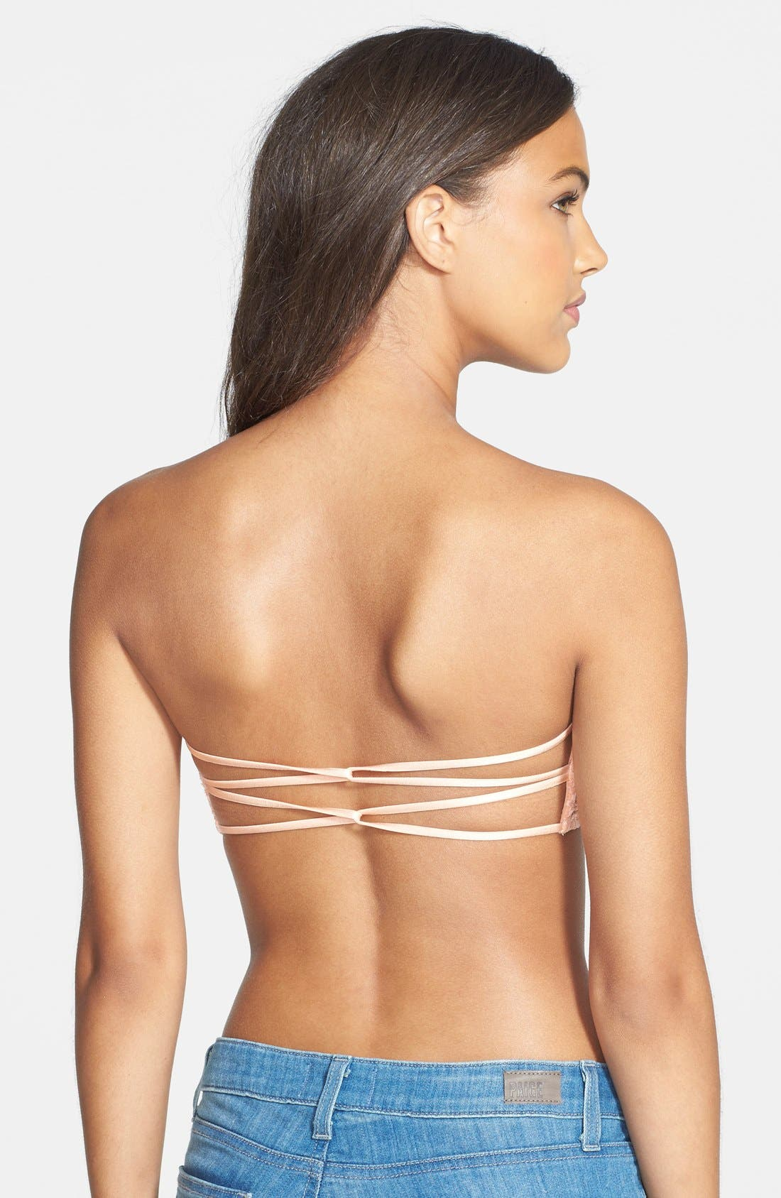 Intimately FP Lace Bandeau,                             Alternate thumbnail 75, color,