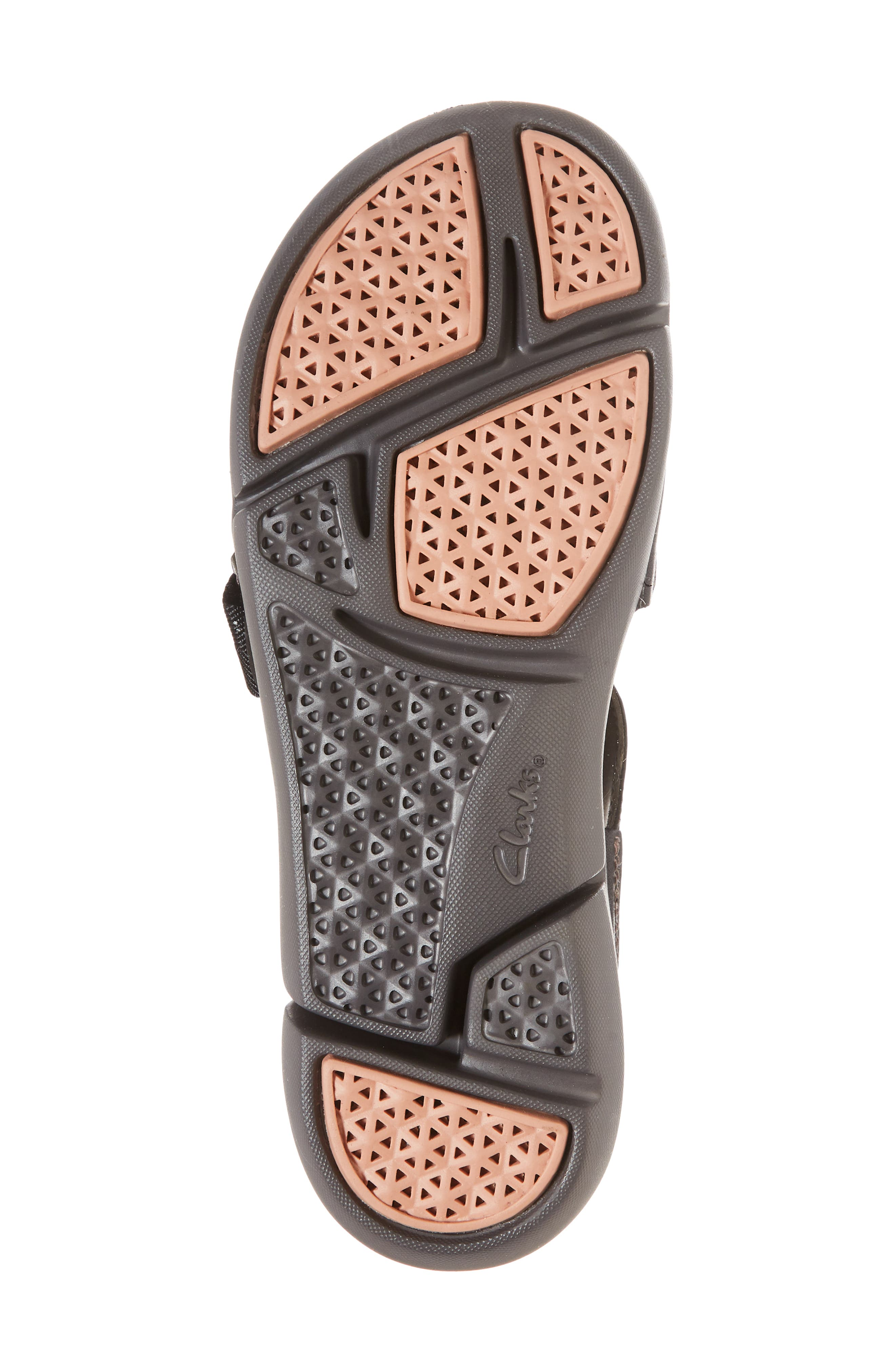 Tri Clover Sandal,                             Alternate thumbnail 6, color,                             019