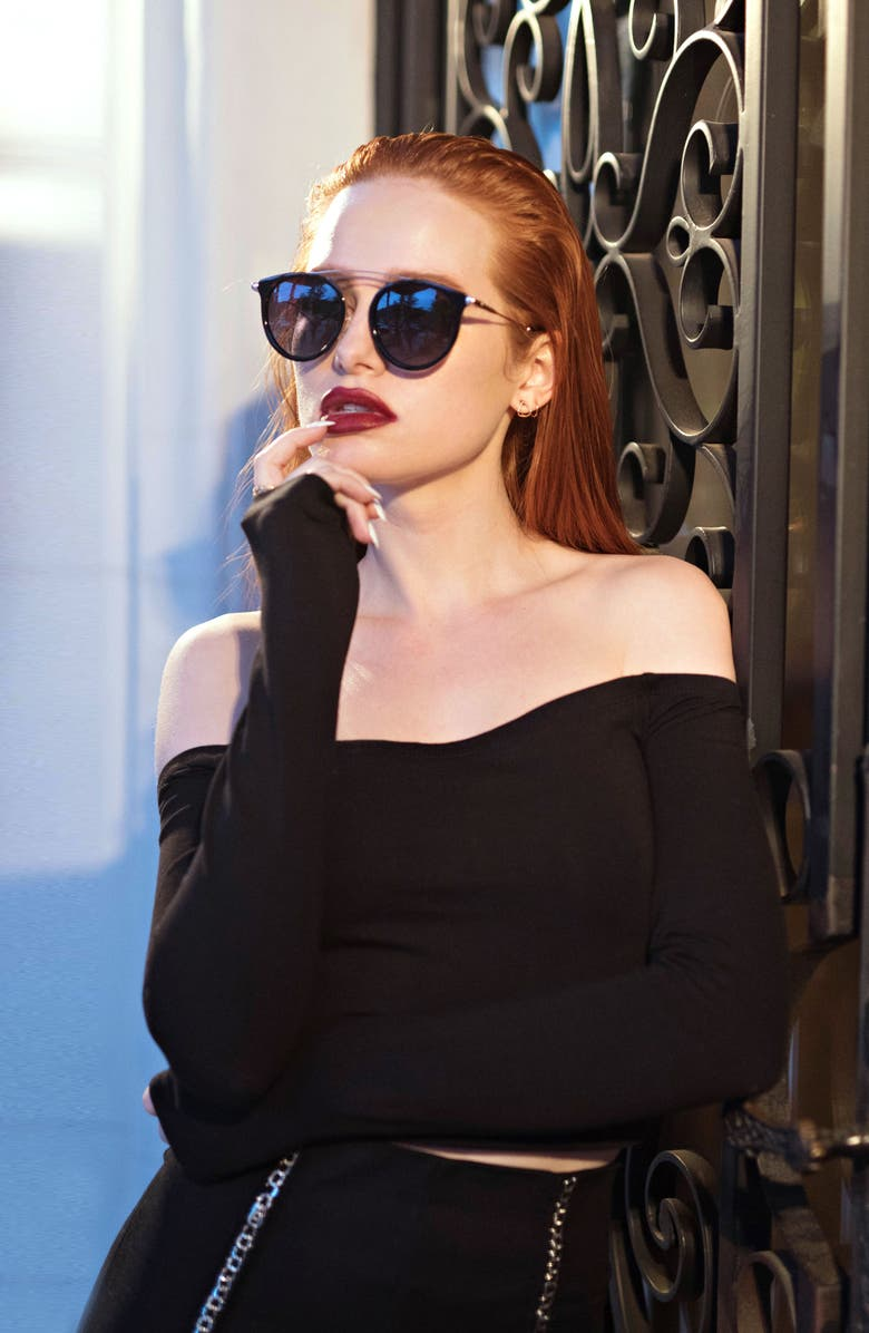 72d6badcdf Privé Revaux x Madelaine Petsch The Rogue 50mm Sunglasses