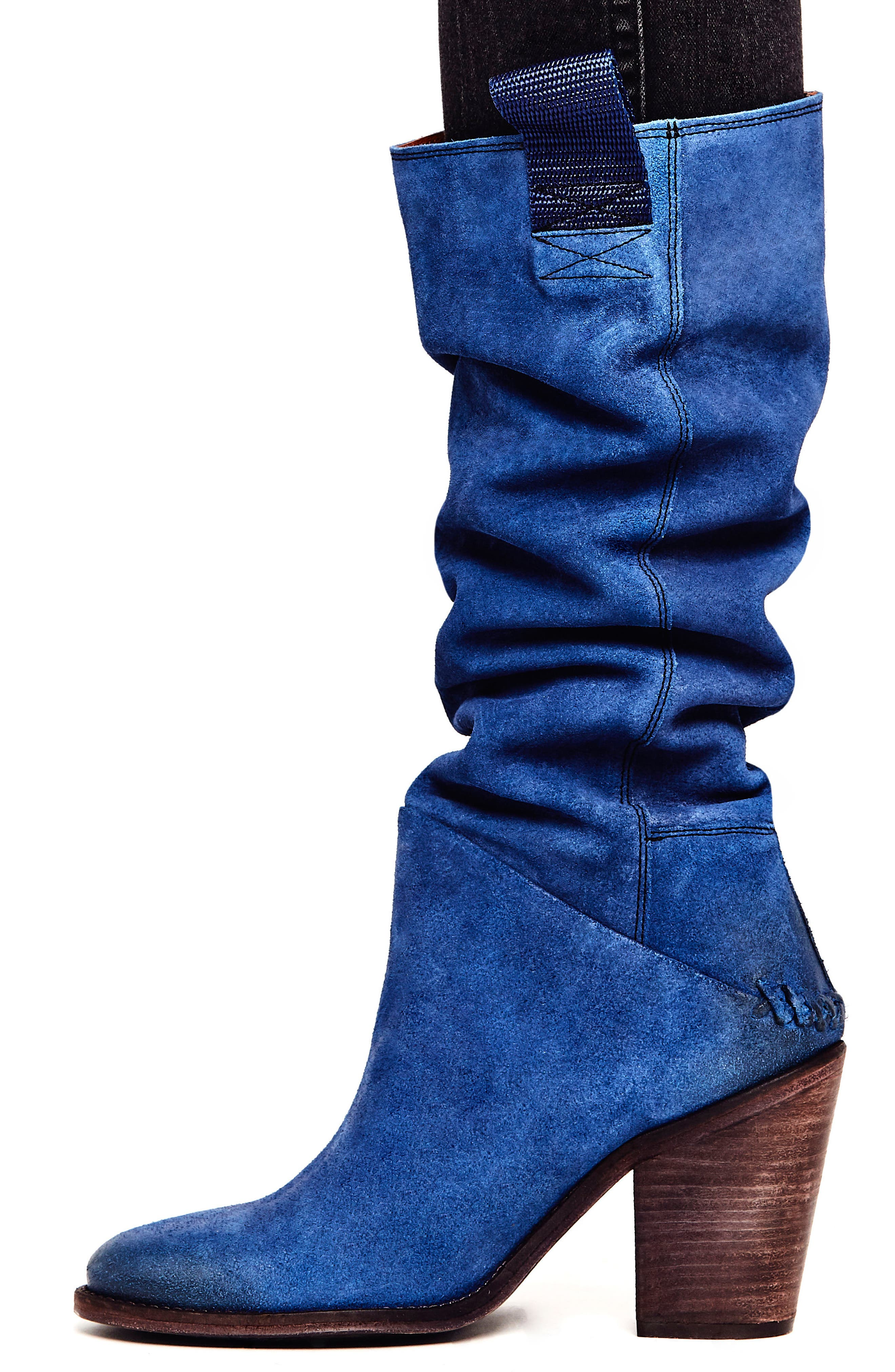 FREE PEOPLE,                             Montgomery Knee High Boot,                             Alternate thumbnail 8, color,                             200