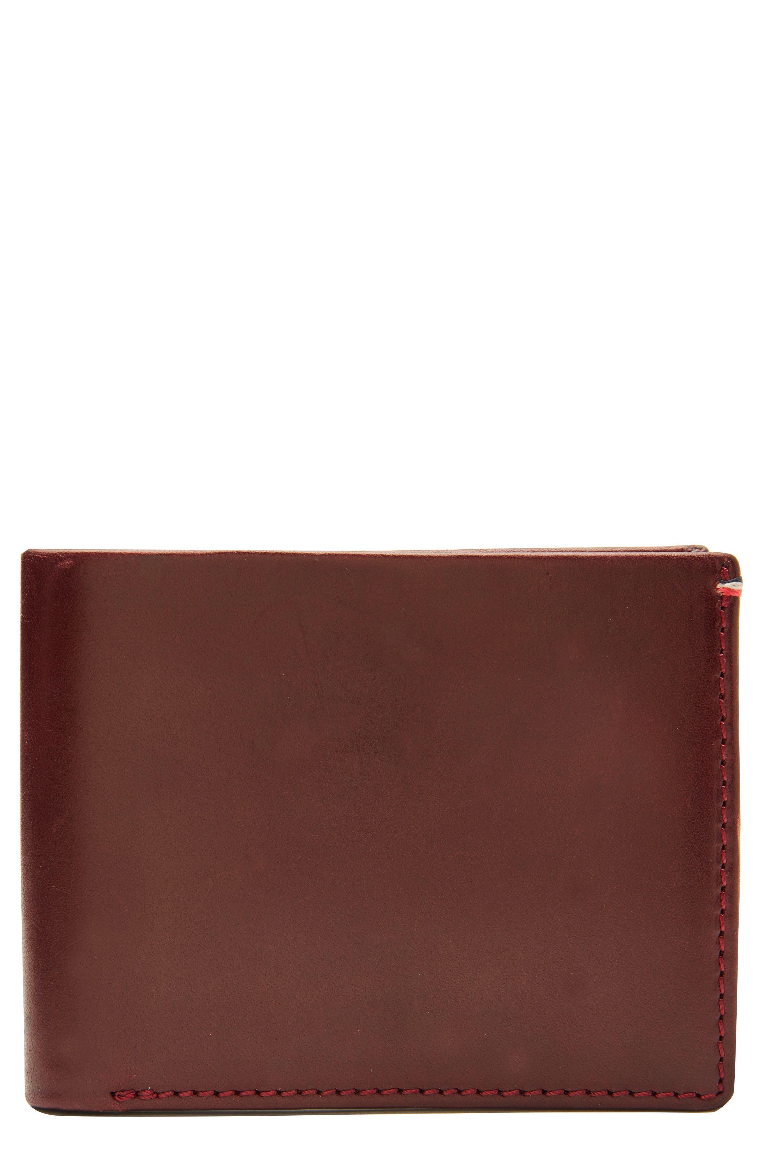 Core Leather Wallet,                             Main thumbnail 3, color,