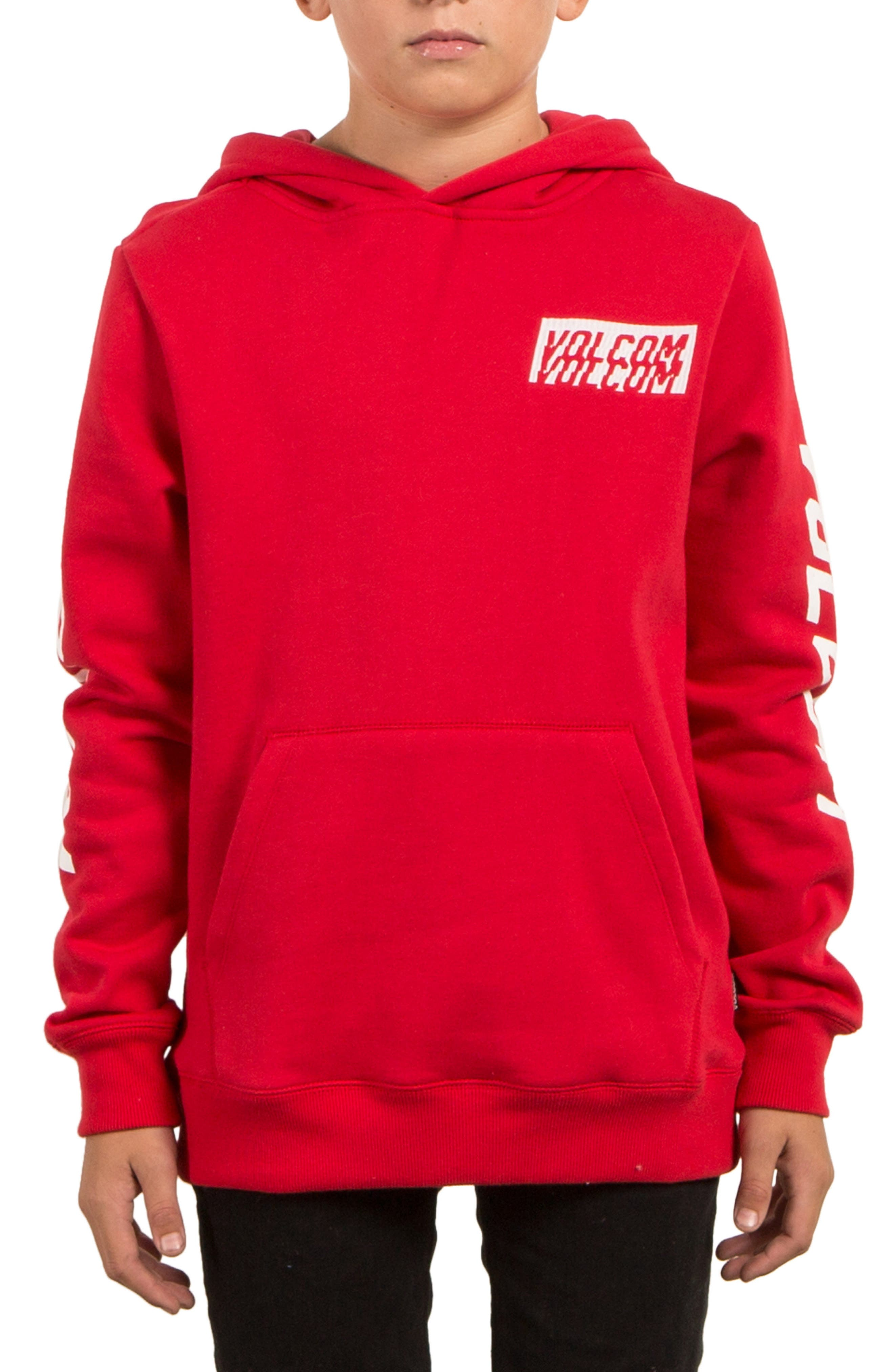 Supply Stone Graphic Pullover Hoodie,                             Alternate thumbnail 14, color,