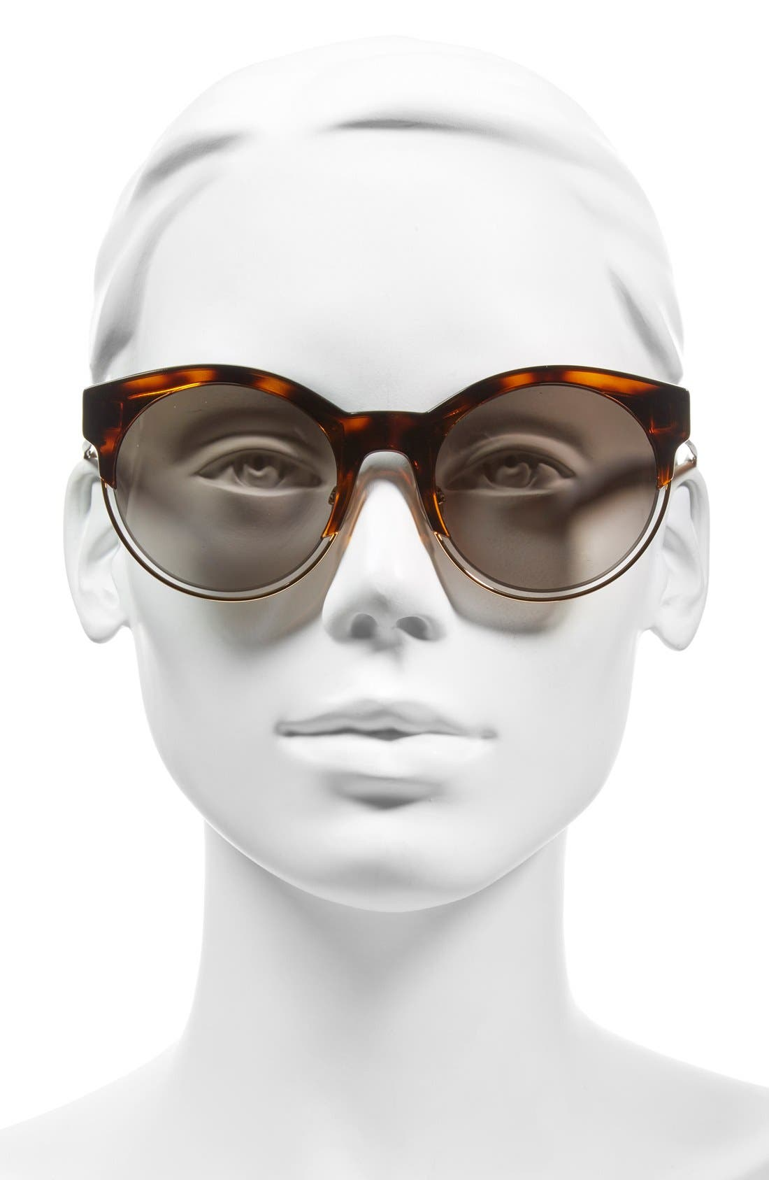 Siderall 1 53mm Round Sunglasses,                             Alternate thumbnail 14, color,