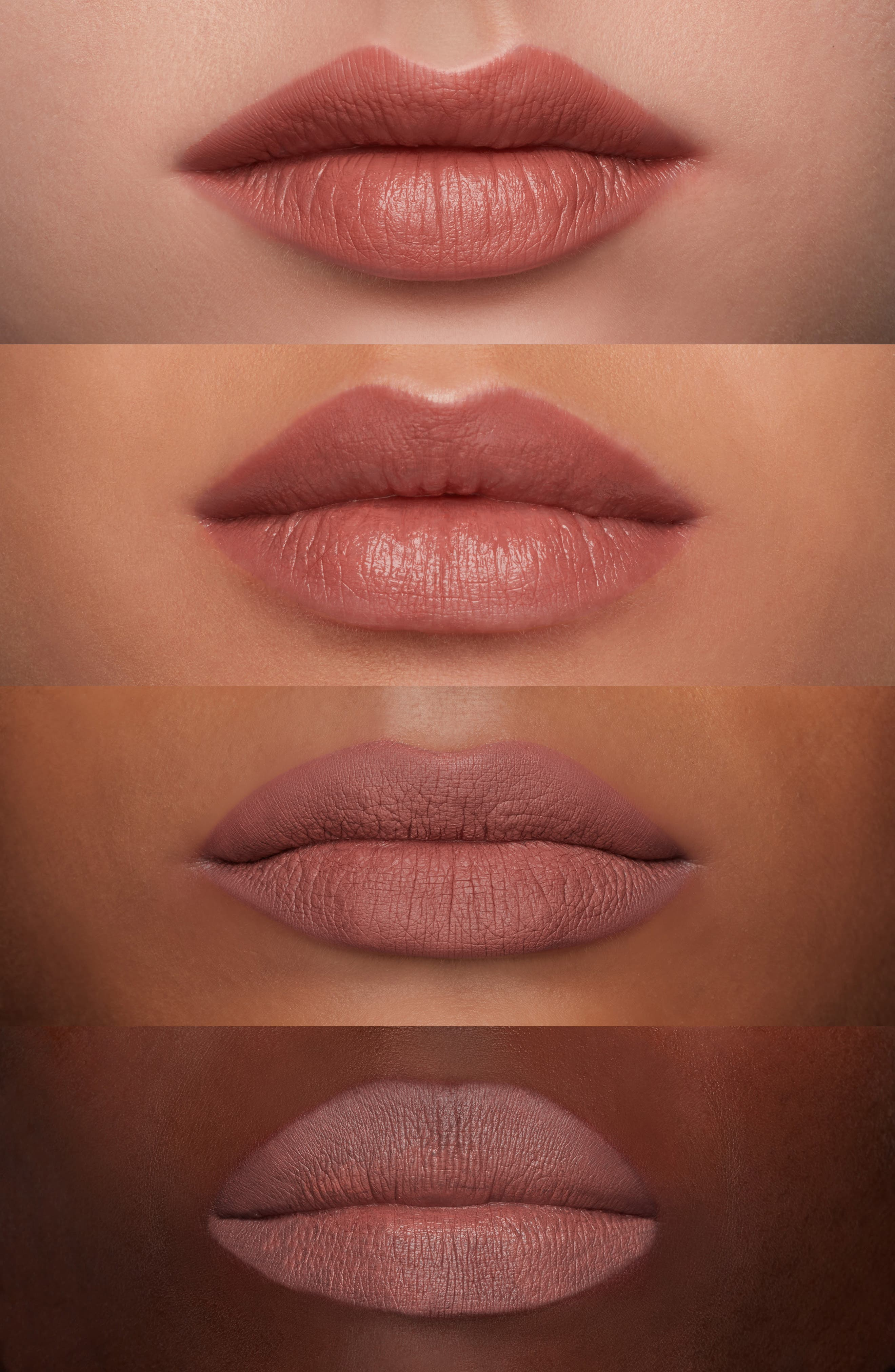MAC Nude Lip Kit,                             Alternate thumbnail 3, color,                             NO COLOR
